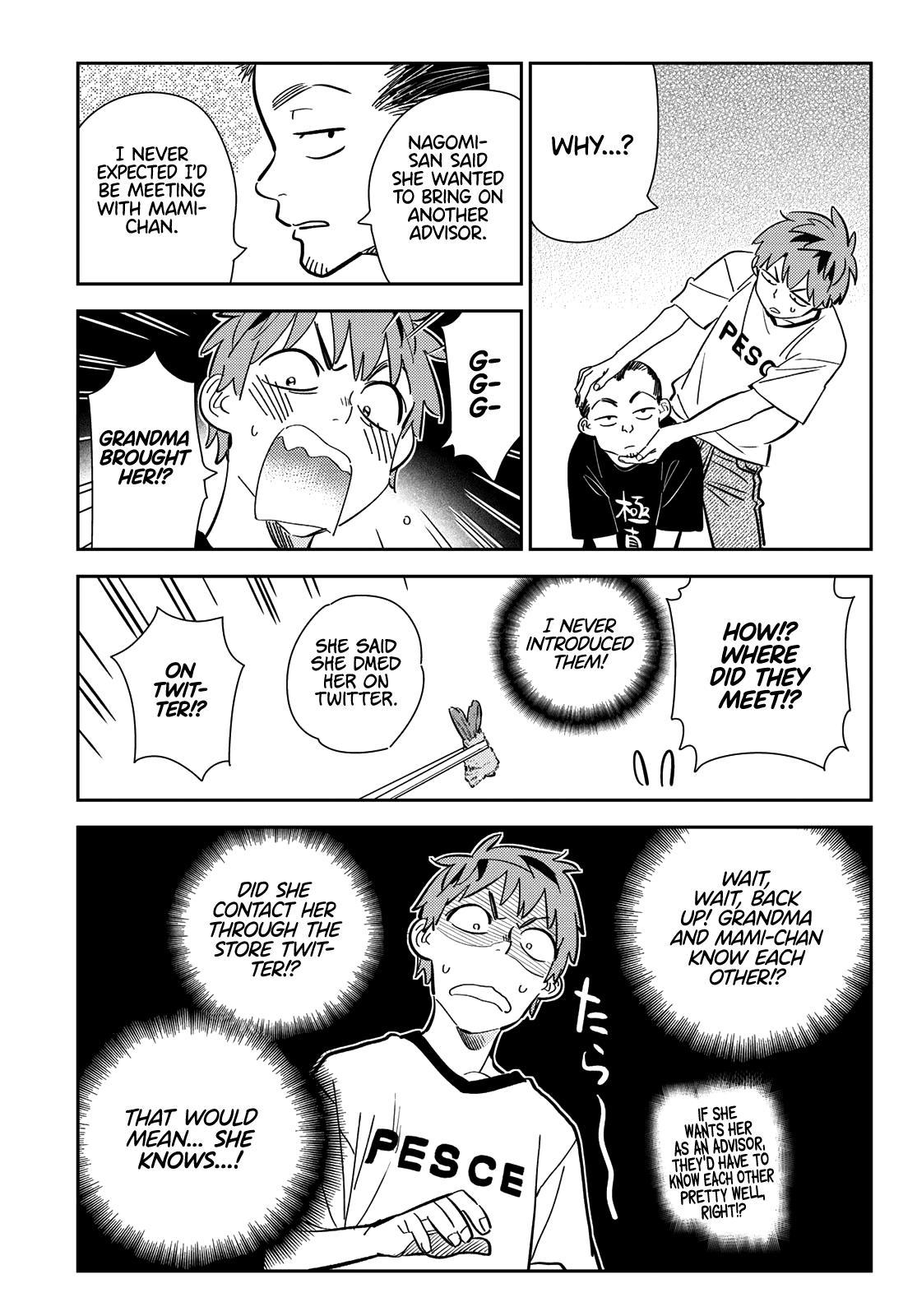 Kanojo Okarishimasu, Chapter 175 image 008