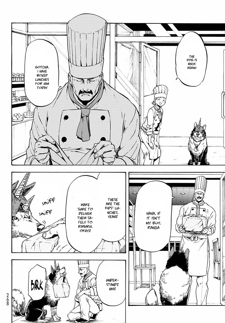 Tensei shitara Slime Datta Ken, Chapter 48 image 017