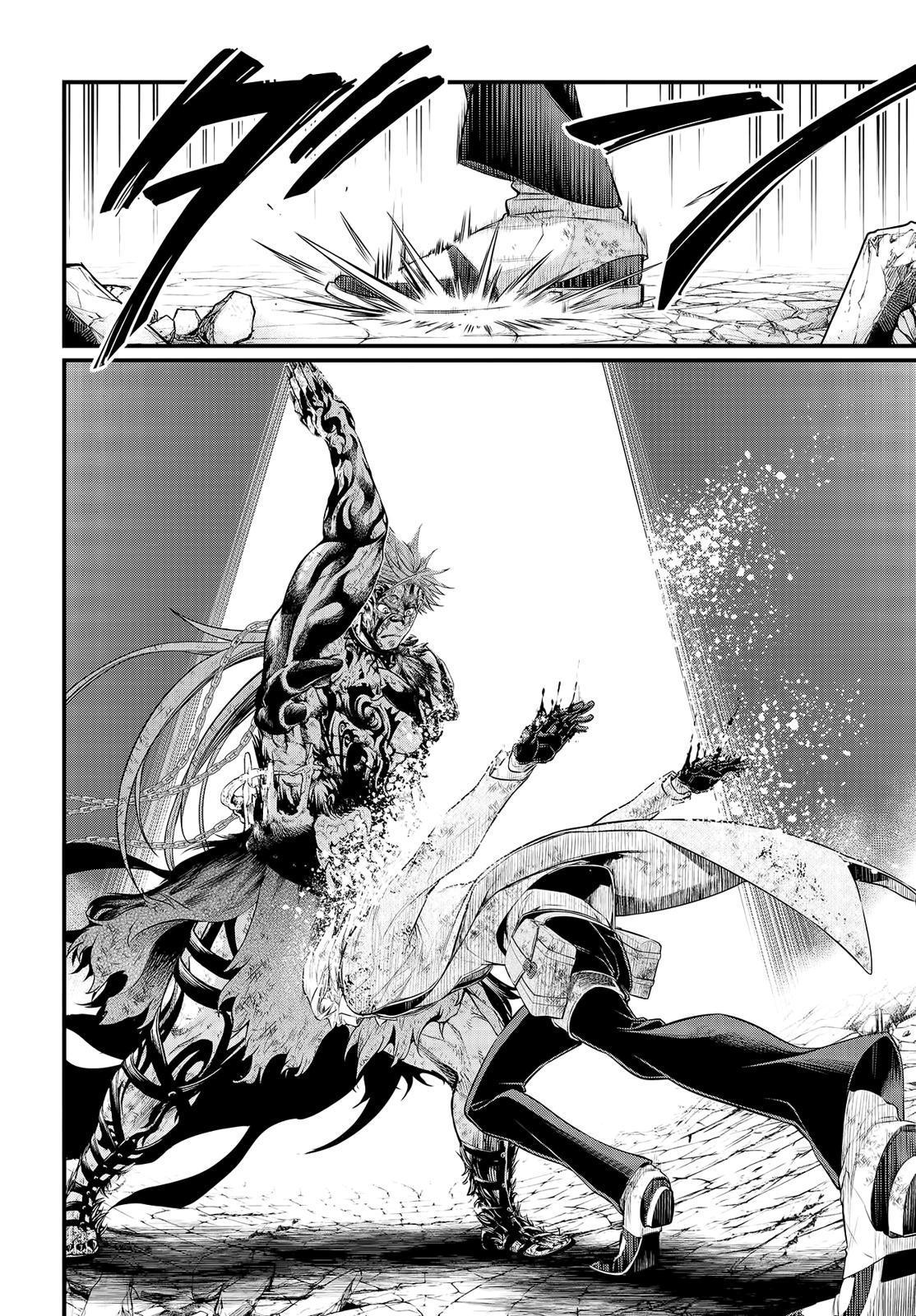 Shuumatsu no Valkyrie, Chapter 29 image 035