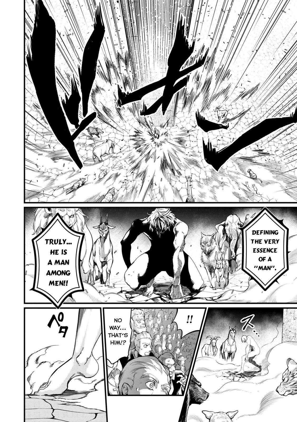 Shuumatsu no Valkyrie, Chapter 7 image 028