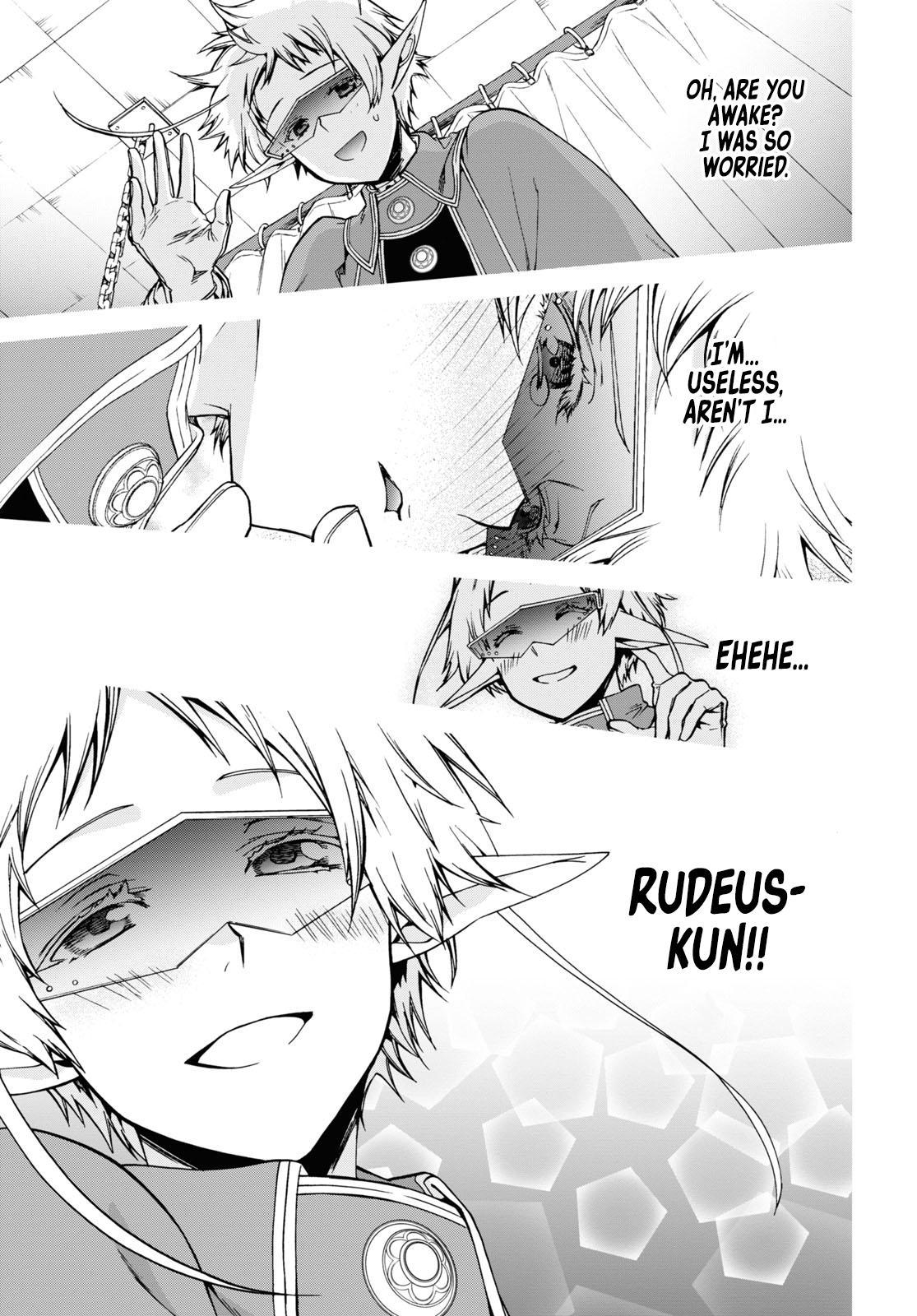 Mushoku Tensei, Chapter 71 image 012