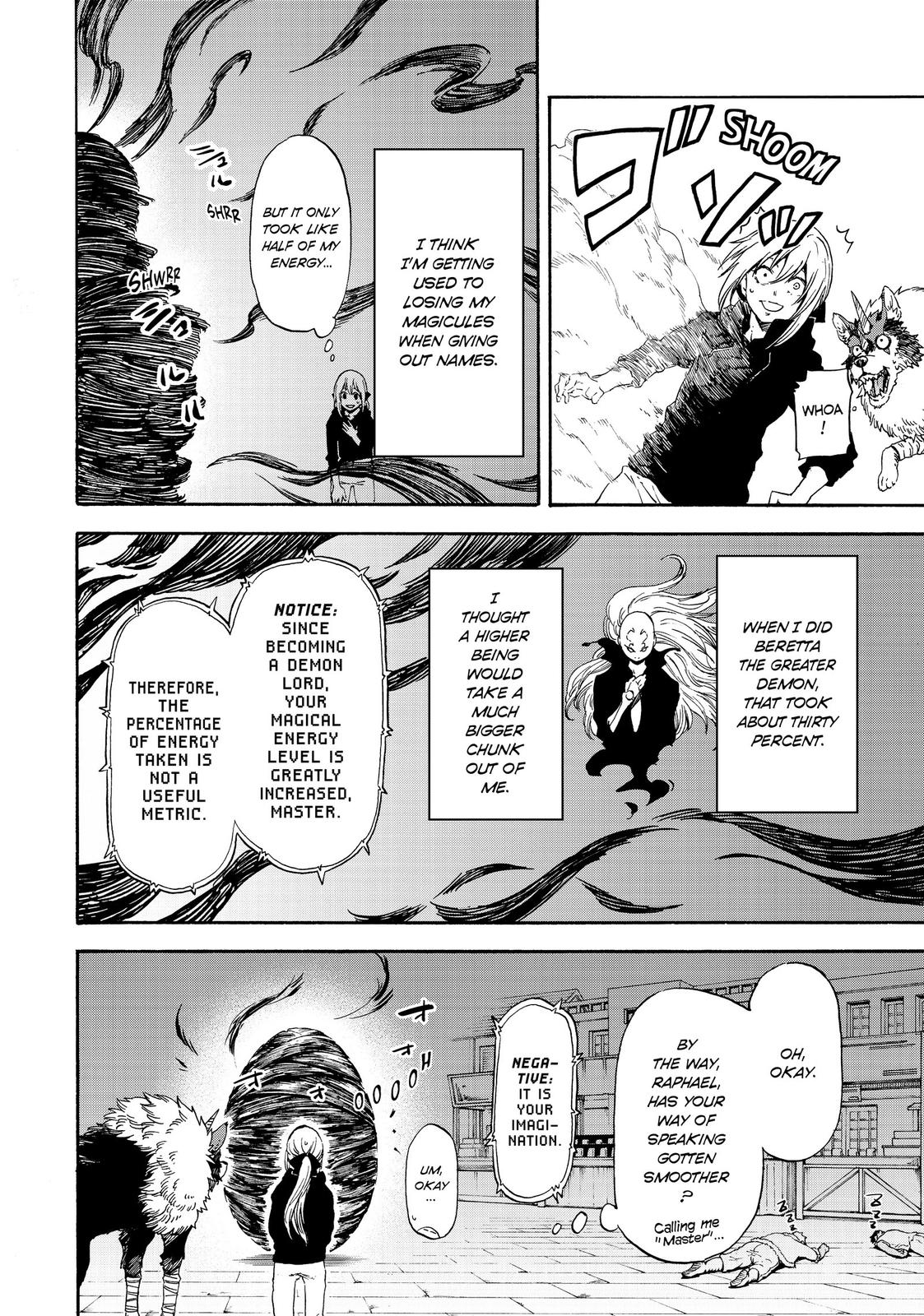 Tensei shitara Slime Datta Ken, Chapter 69 image 036