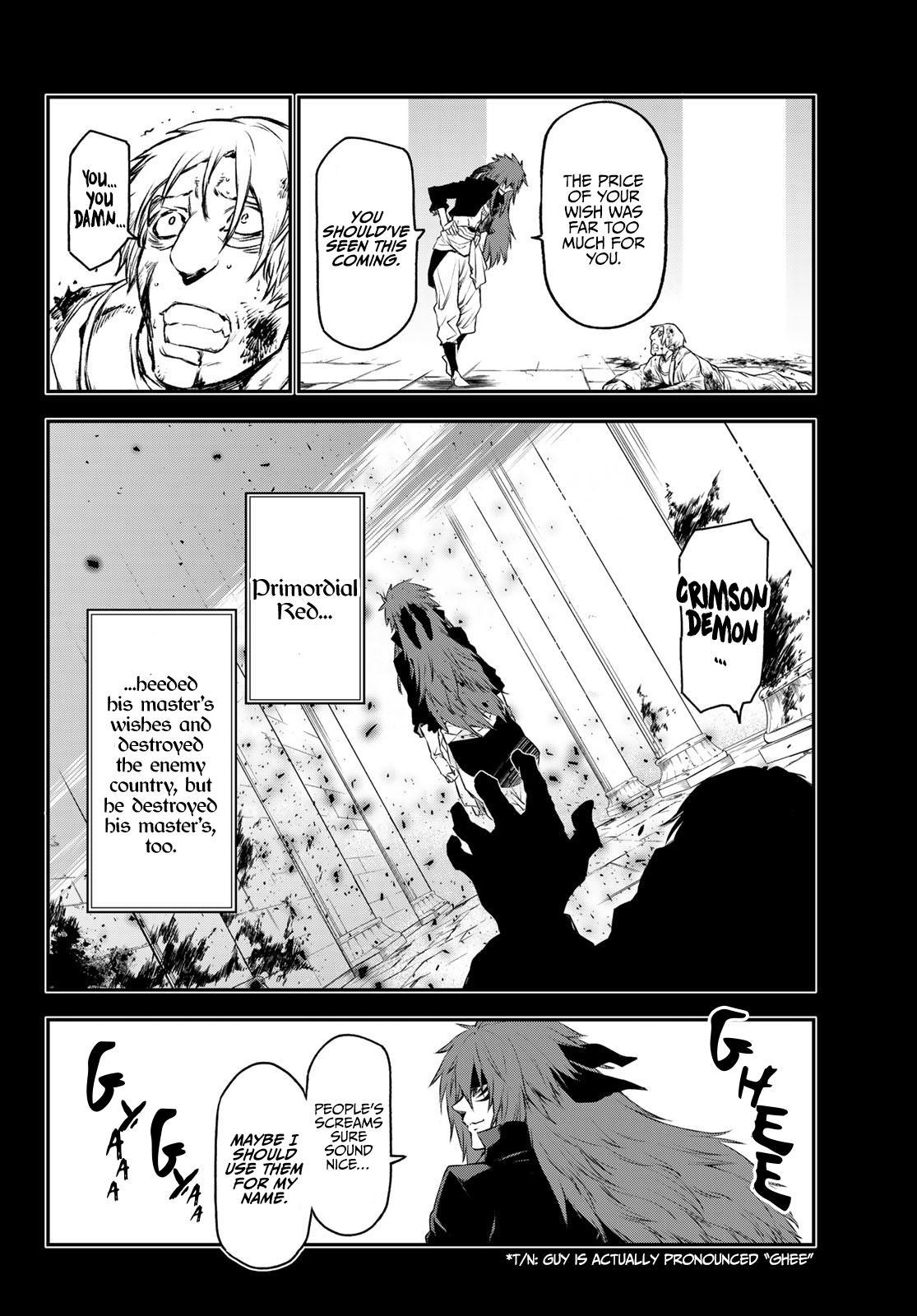 Tensei shitara Slime Datta Ken, Chapter 82 image 005