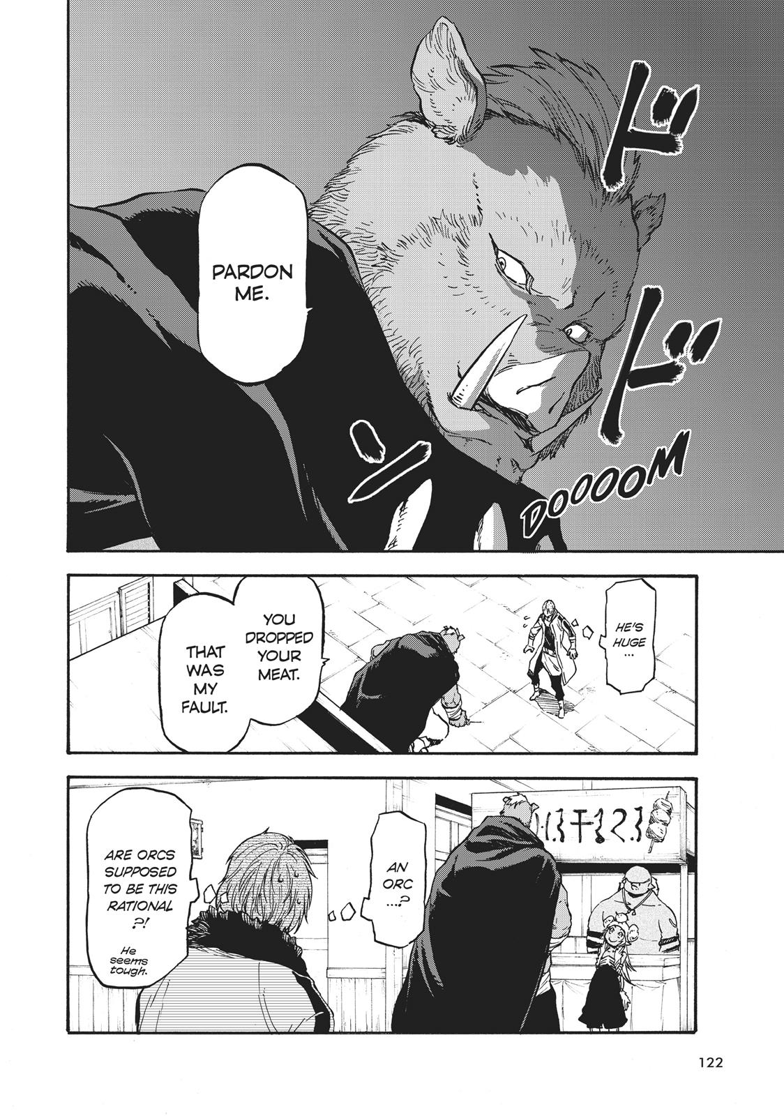 Tensei shitara Slime Datta Ken, Chapter 35 image 014