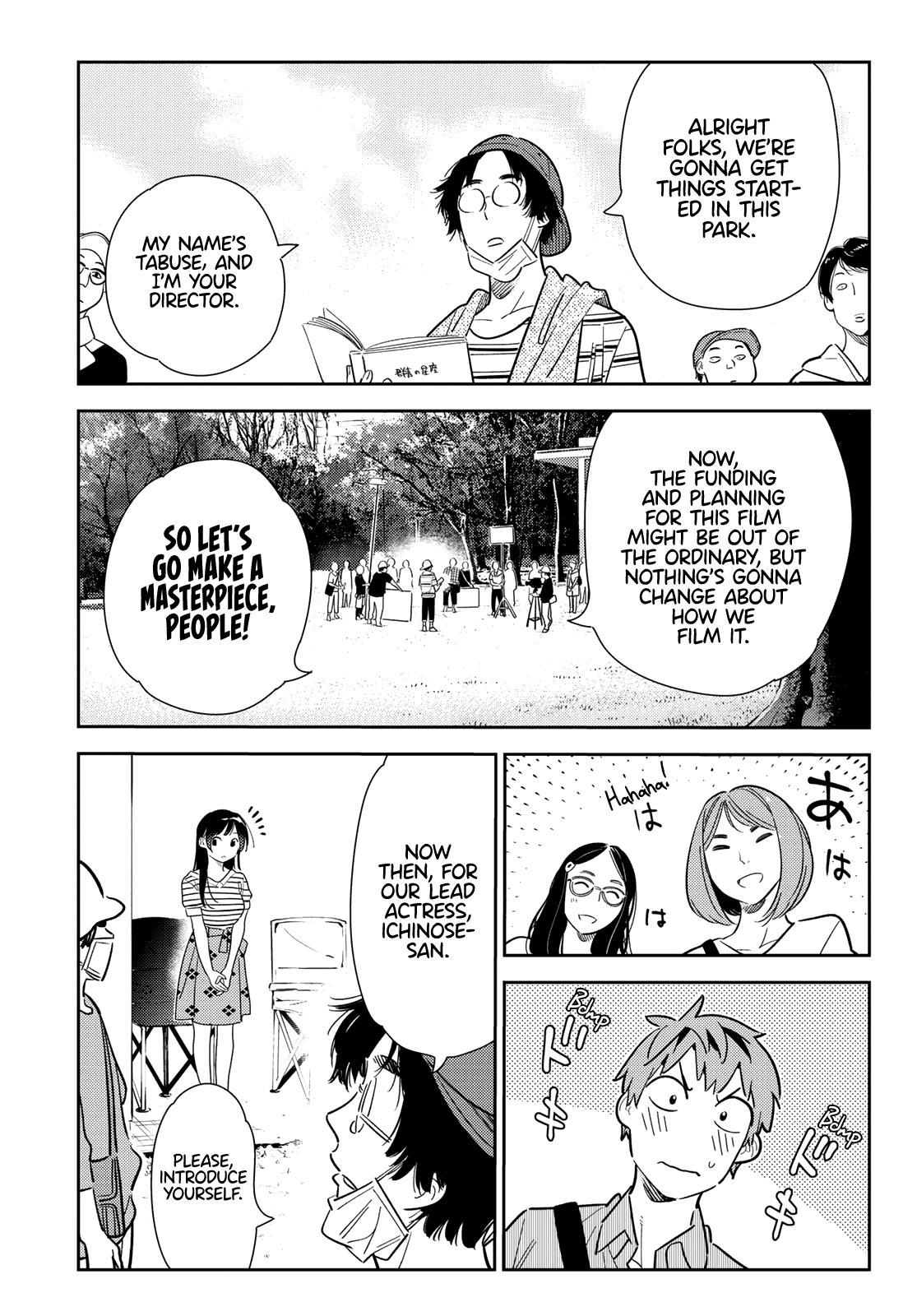 Kanojo Okarishimasu, Chapter 128 image 013