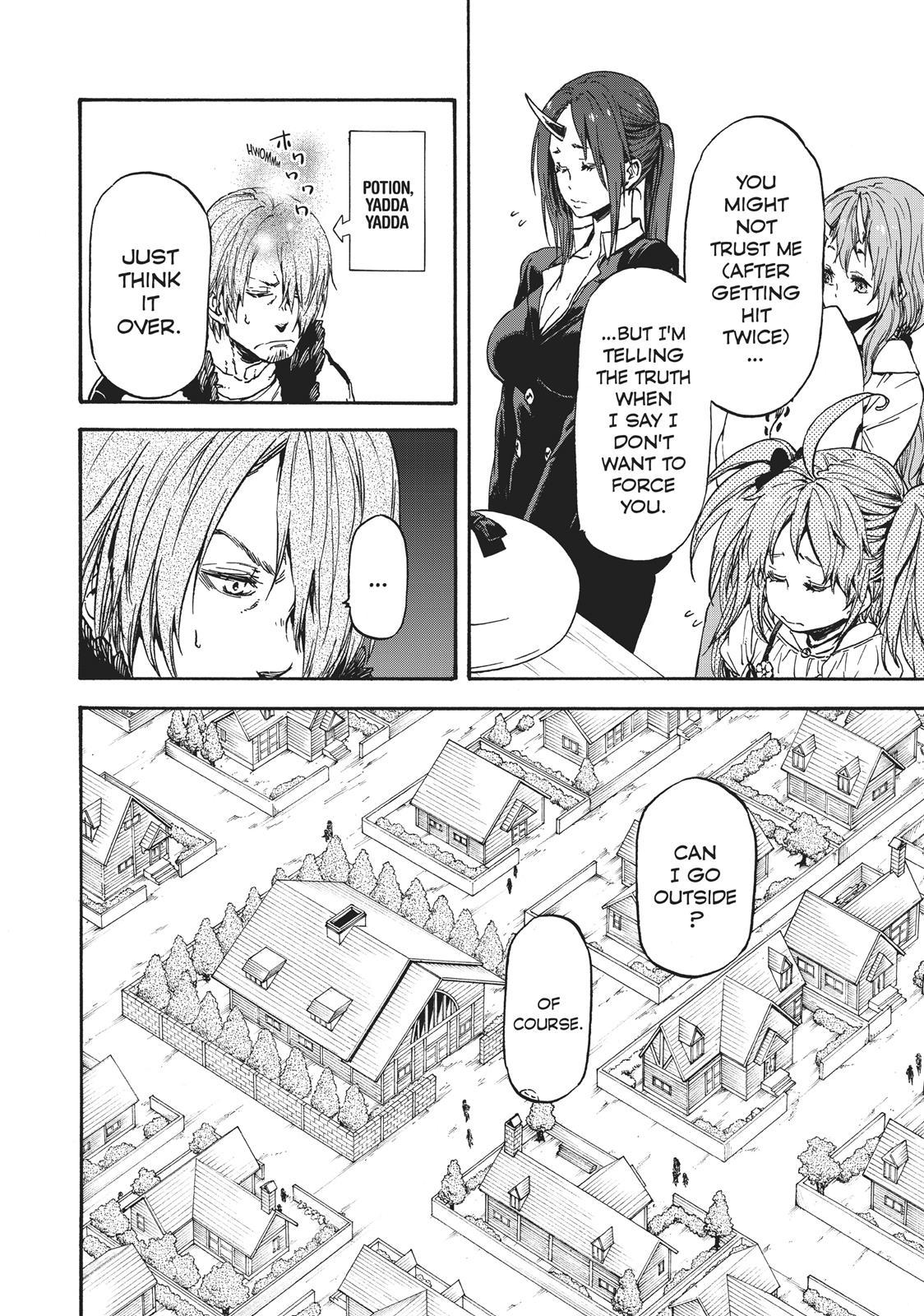 Tensei shitara Slime Datta Ken, Chapter 35 image 008
