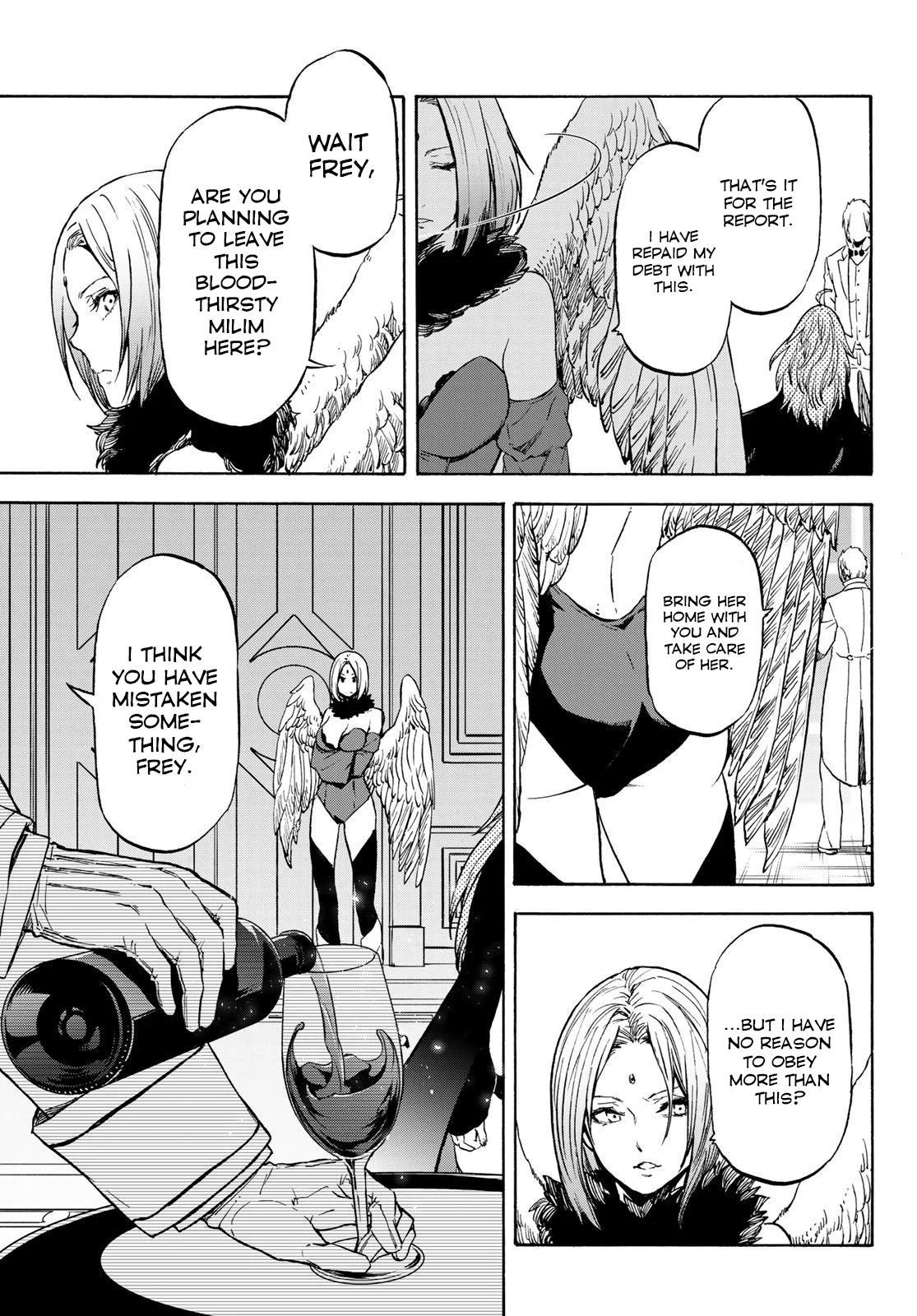 Tensei shitara Slime Datta Ken, Chapter 72 image 027