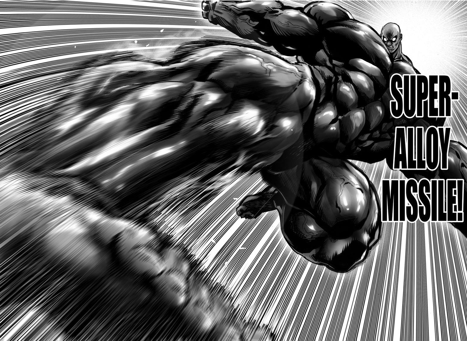 One-Punch Man, Chapter 136 image 022
