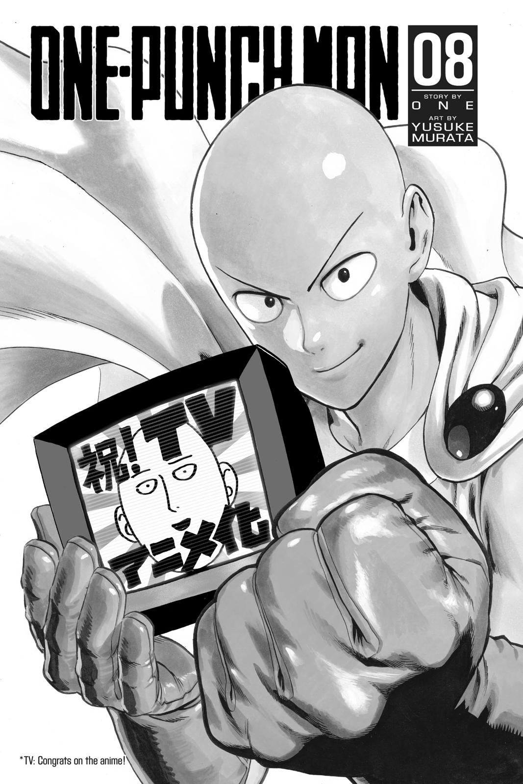 One-Punch Man, Chapter 38 image 004