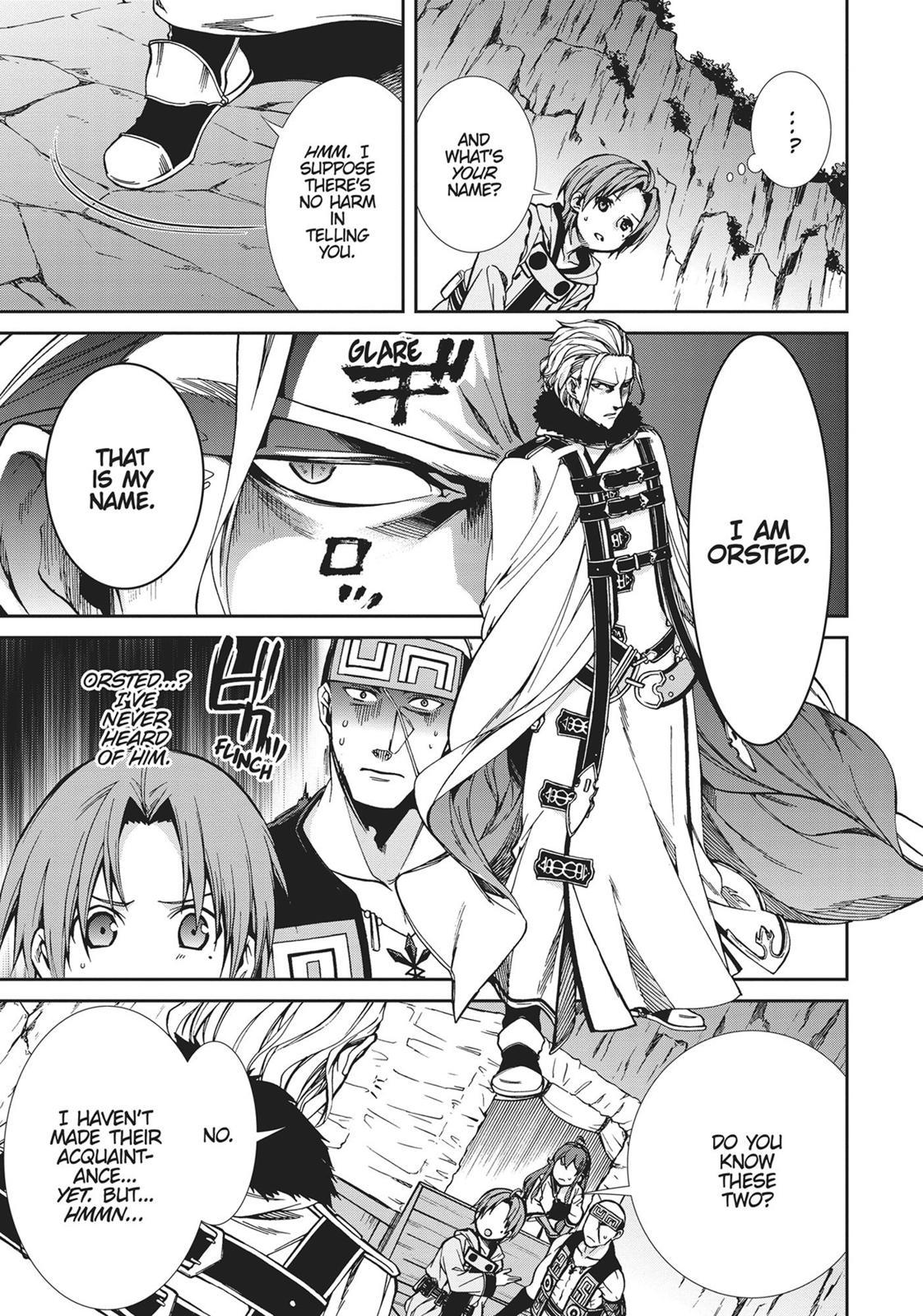 Mushoku Tensei, Chapter 46 image 025
