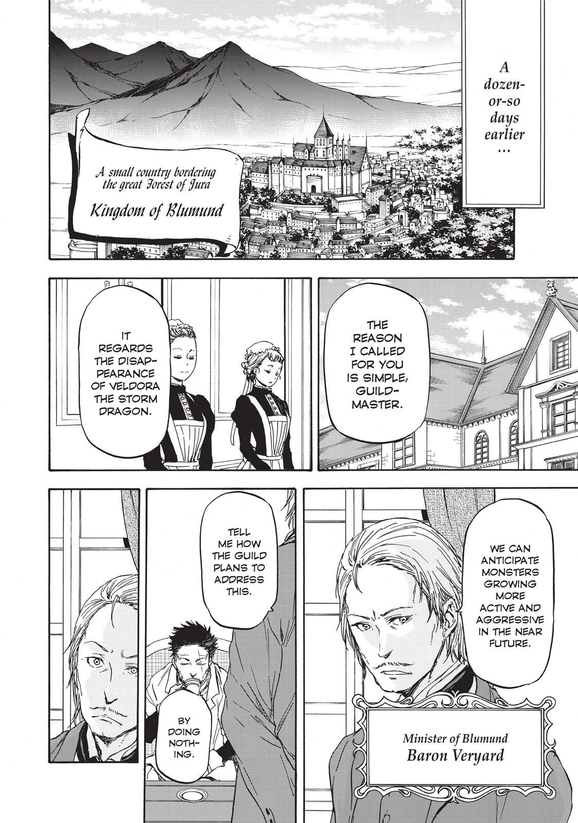 Tensei shitara Slime Datta Ken, Chapter 2 image 005