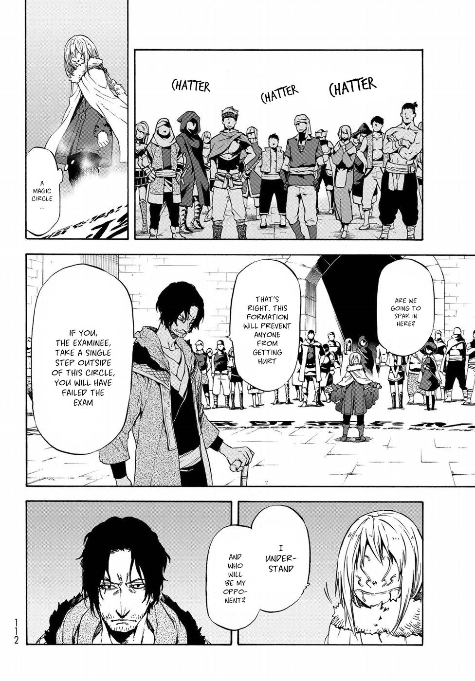 Tensei shitara Slime Datta Ken, Chapter 44 image 015