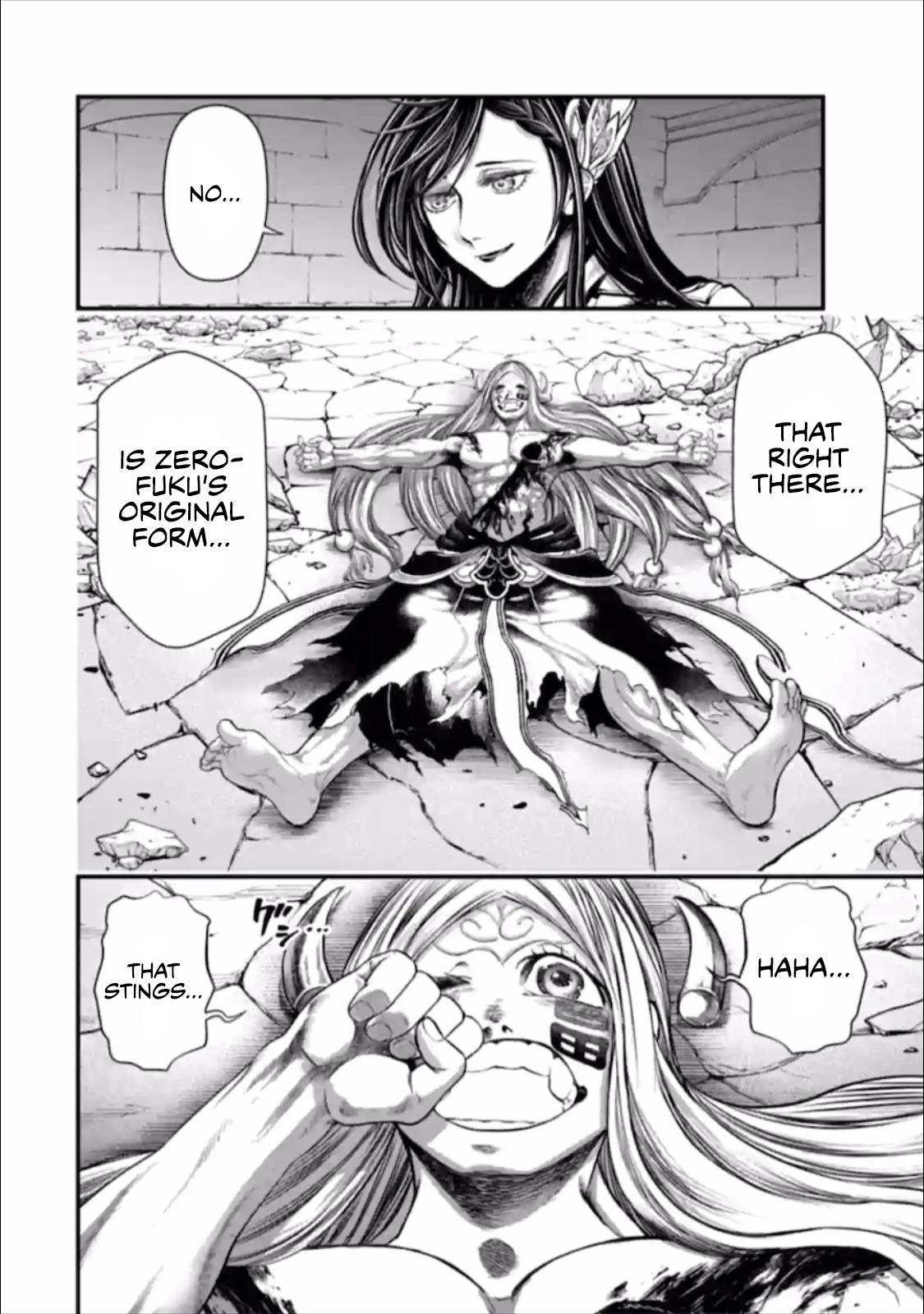 Shuumatsu no Valkyrie, Chapter 49 image 003
