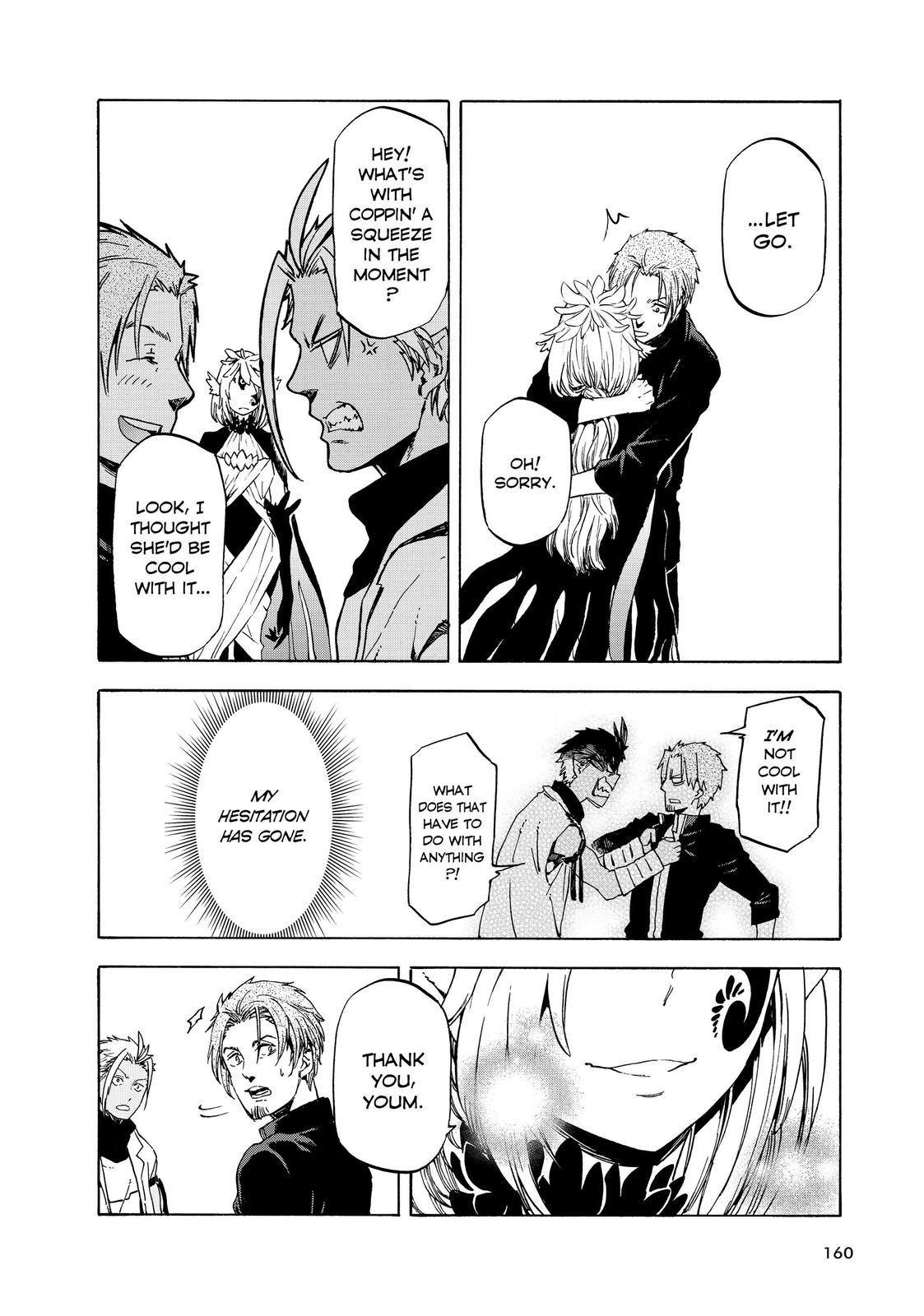 Tensei shitara Slime Datta Ken, Chapter 58 image 022