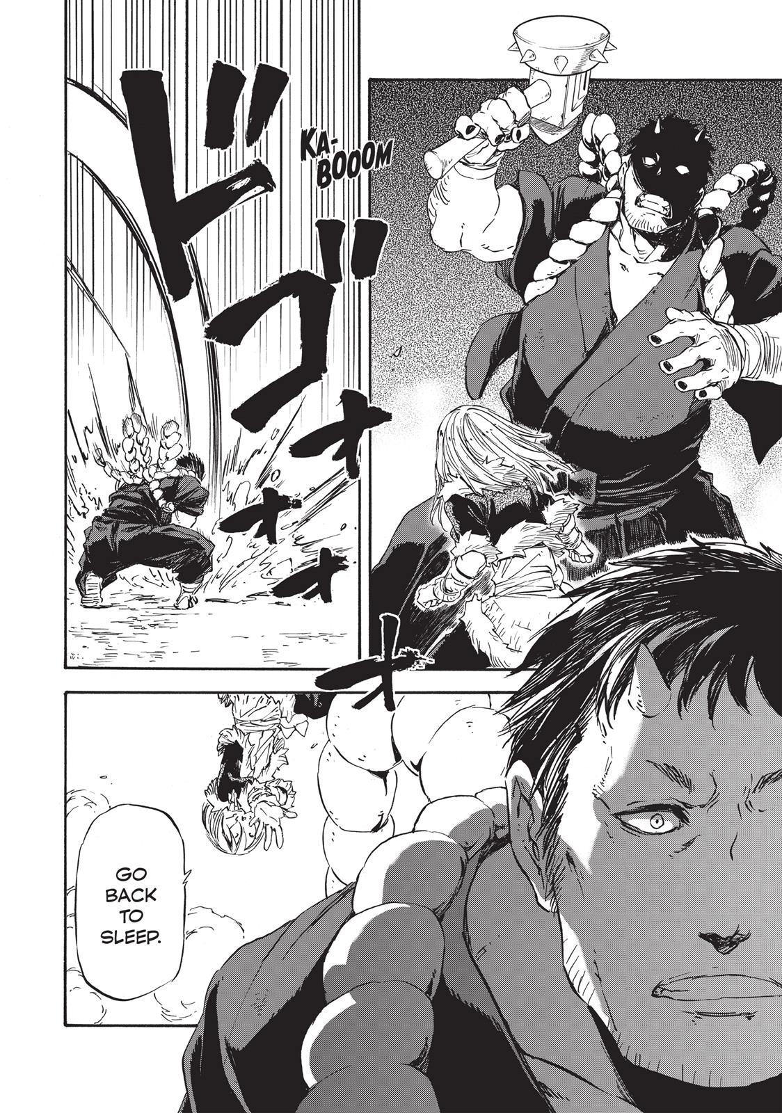 Tensei shitara Slime Datta Ken, Chapter 13 image 012