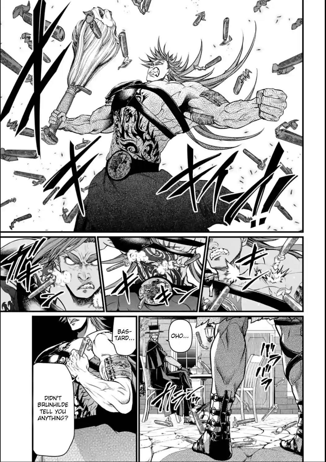 Shuumatsu no Valkyrie, Chapter 21 image 023