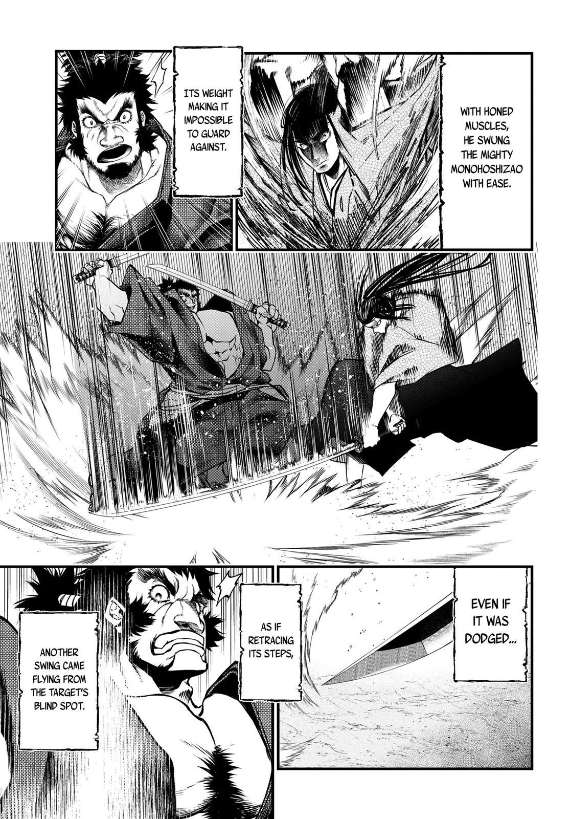 Shuumatsu no Valkyrie, Chapter 17 image 020