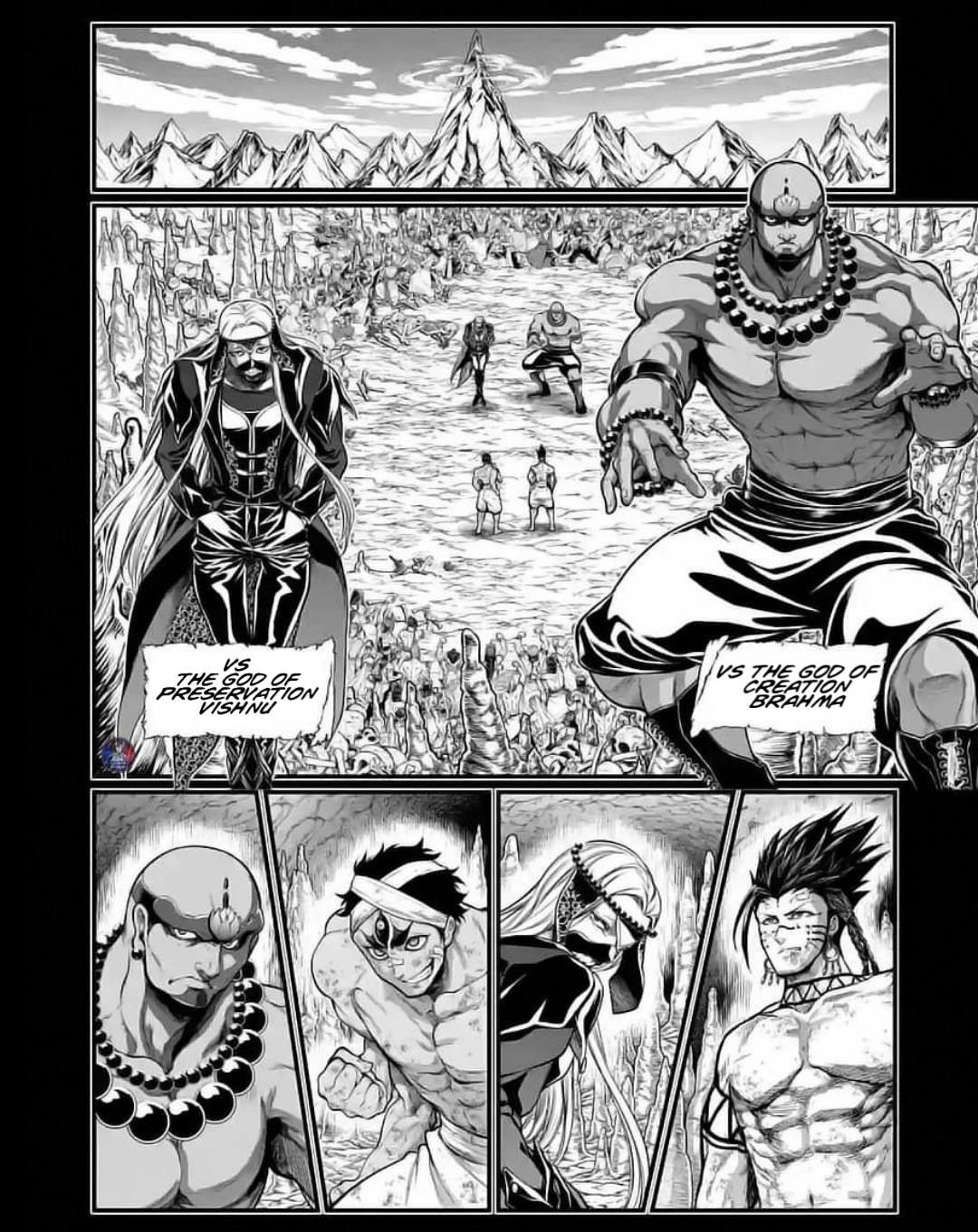 Shuumatsu no Valkyrie, Chapter 37 image 012