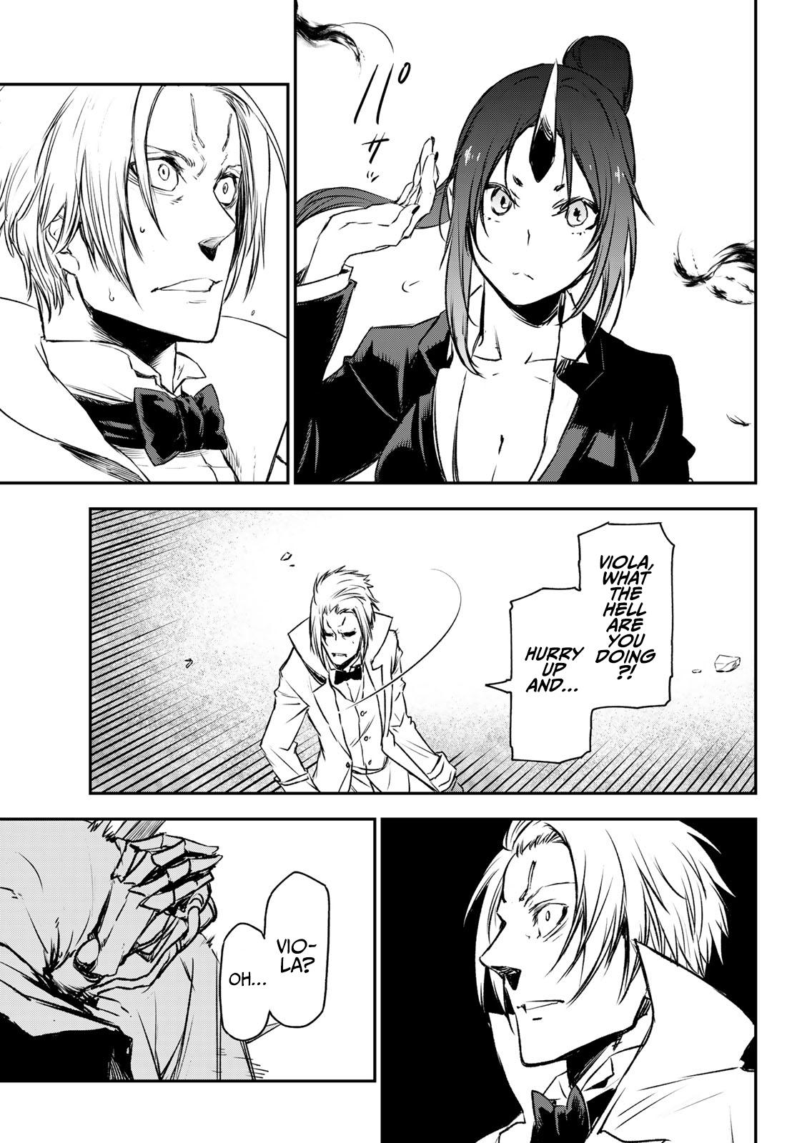 Tensei shitara Slime Datta Ken, Chapter 83 image 035