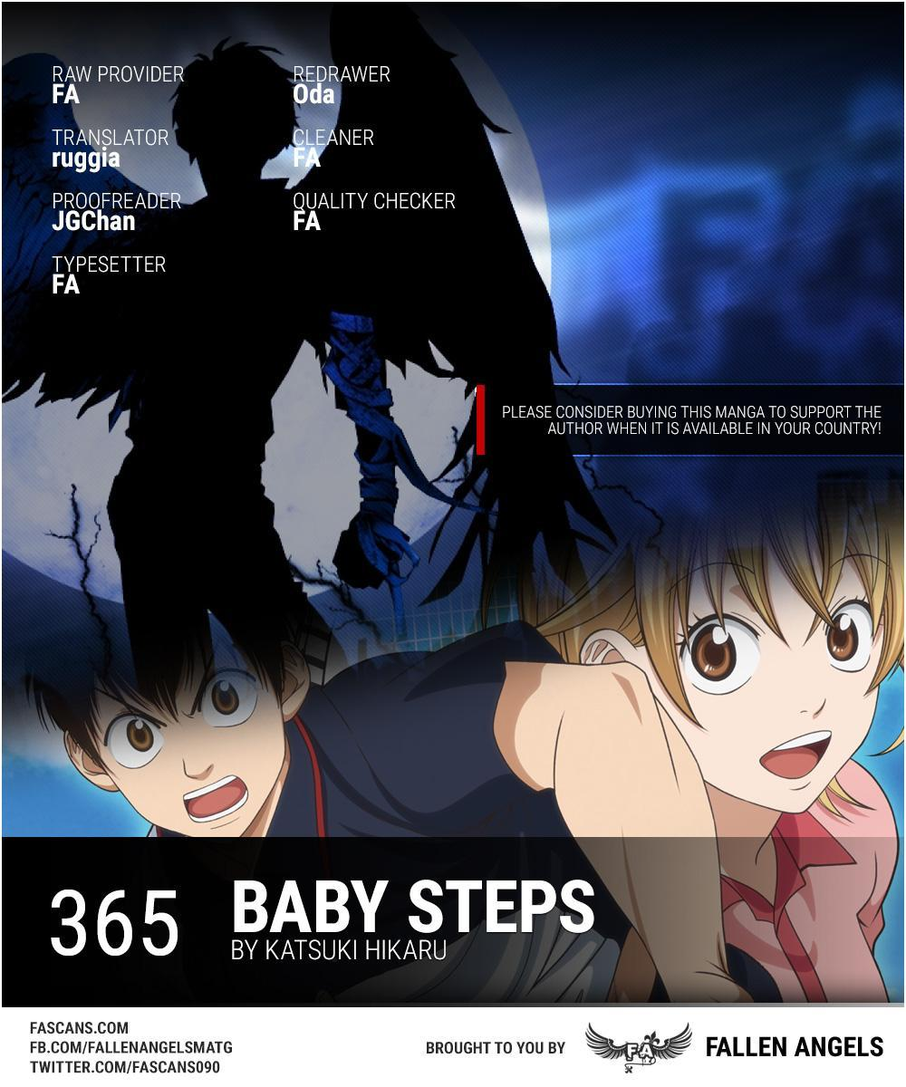Baby Steps, # 365 image 001