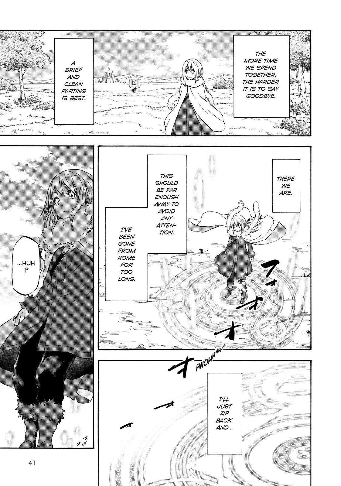 Tensei shitara Slime Datta Ken, Chapter 54 image 015