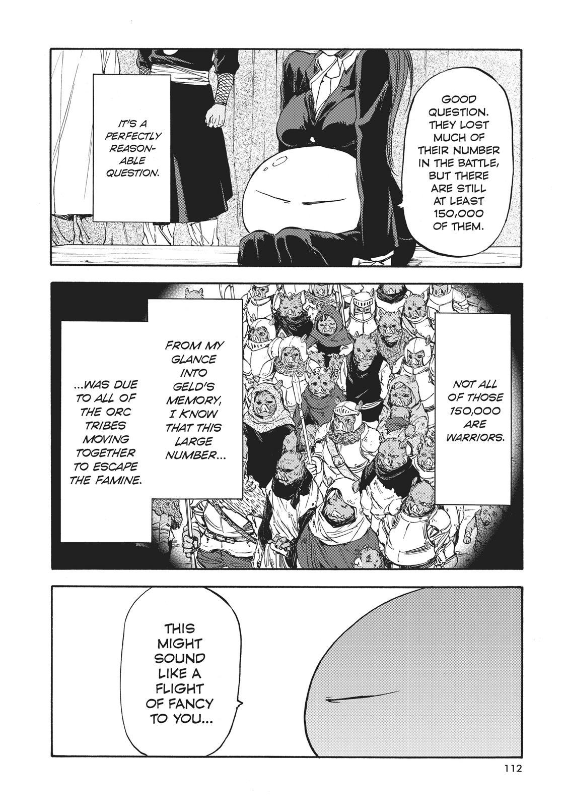 Tensei shitara Slime Datta Ken, Chapter 26 image 012