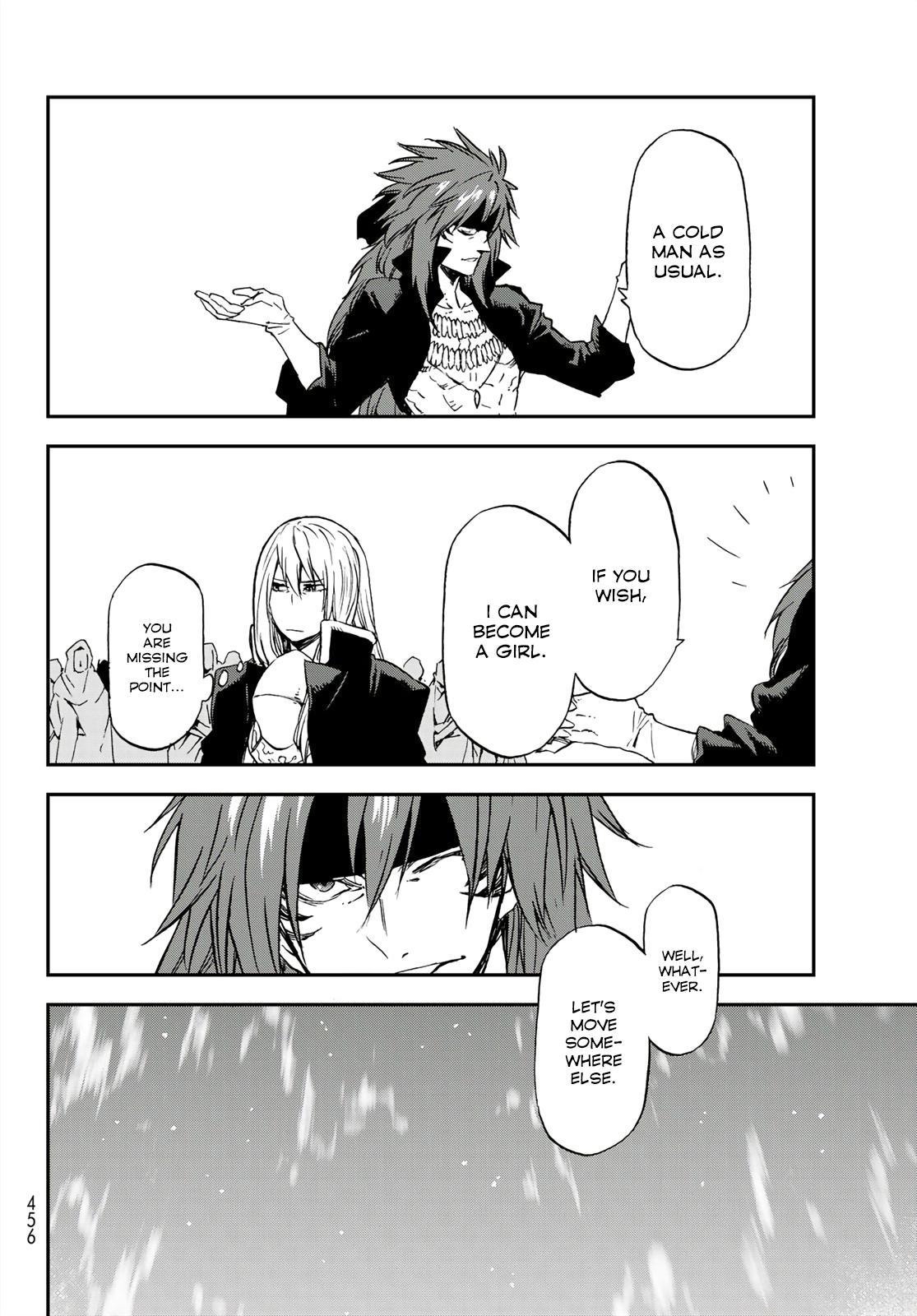 Tensei shitara Slime Datta Ken, Chapter 76 image 018