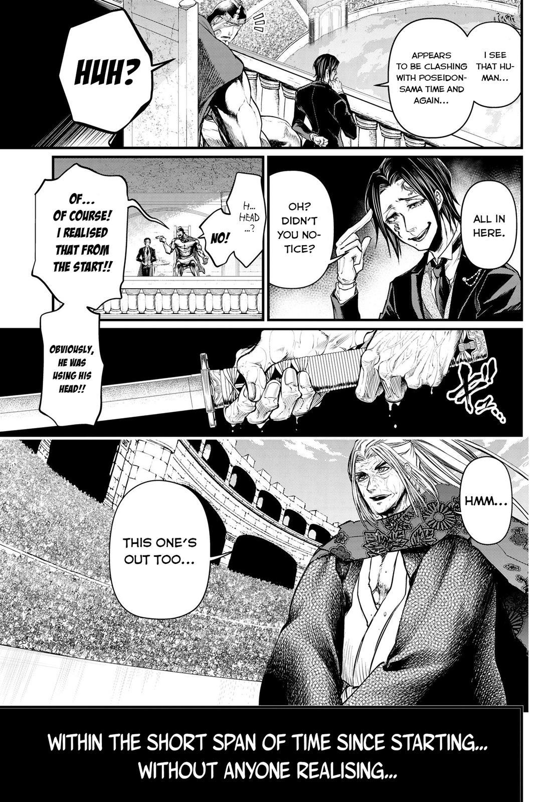 Shuumatsu no Valkyrie, Chapter 15 image 009