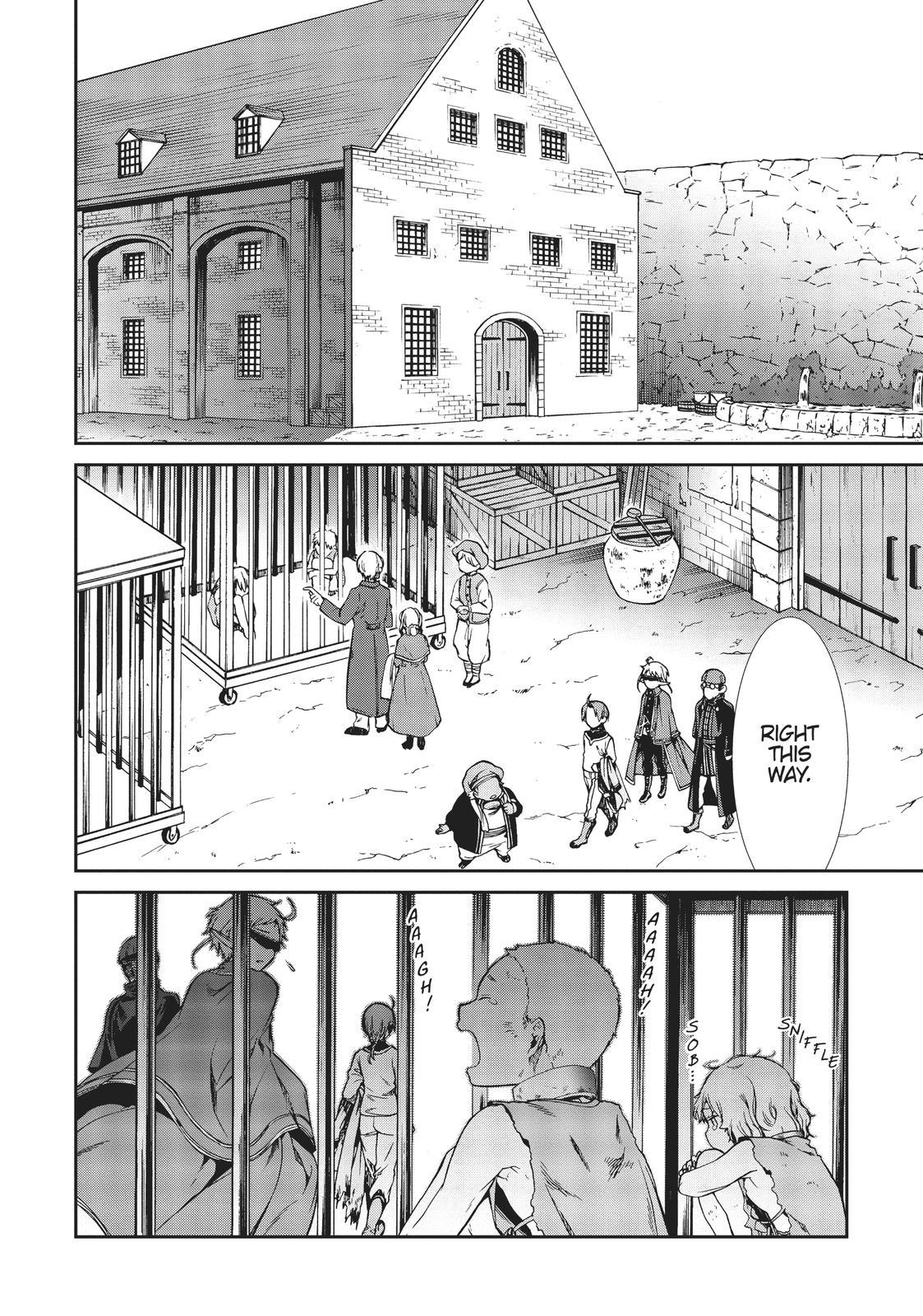 Mushoku Tensei, Chapter 58 image 026