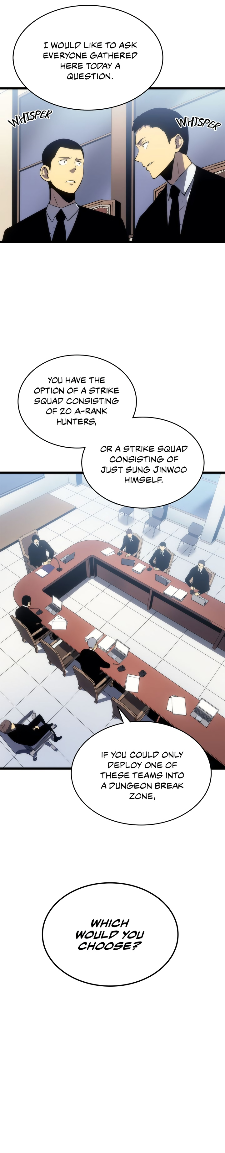 Solo Leveling, Chapter 121 image 036
