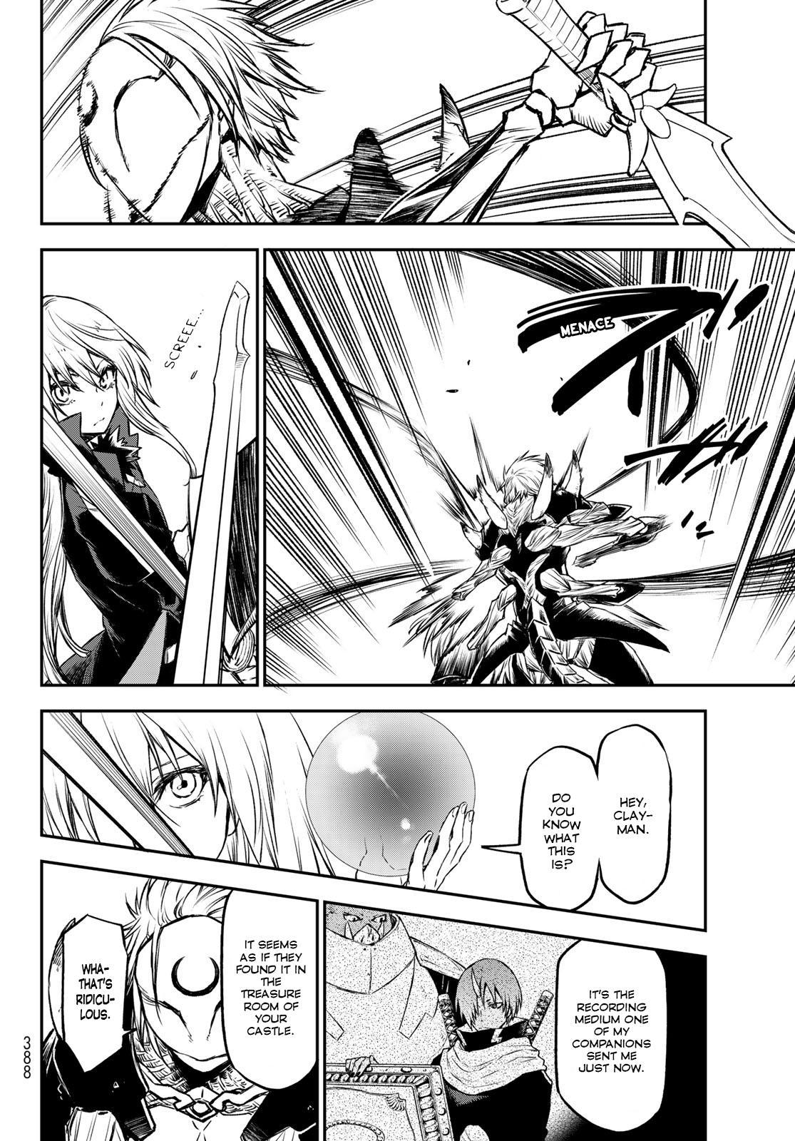 Tensei shitara Slime Datta Ken, Chapter 84 image 004