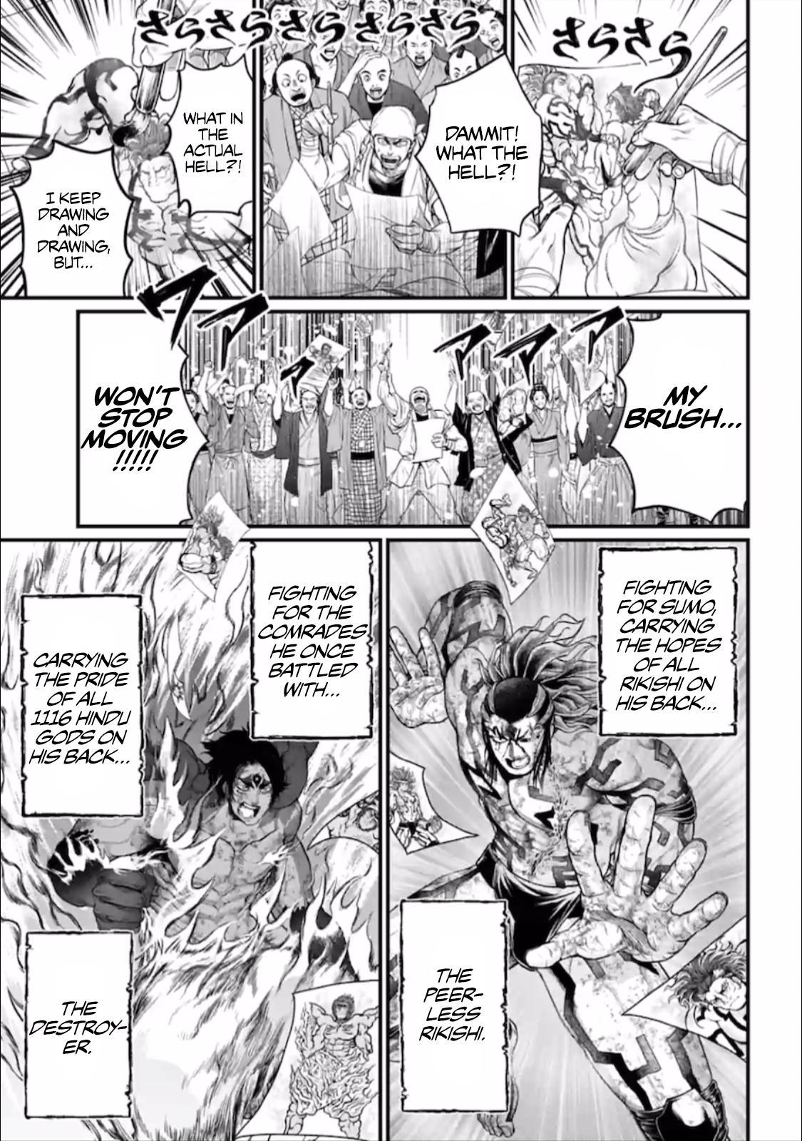 Shuumatsu no Valkyrie, Chapter 41 image 024