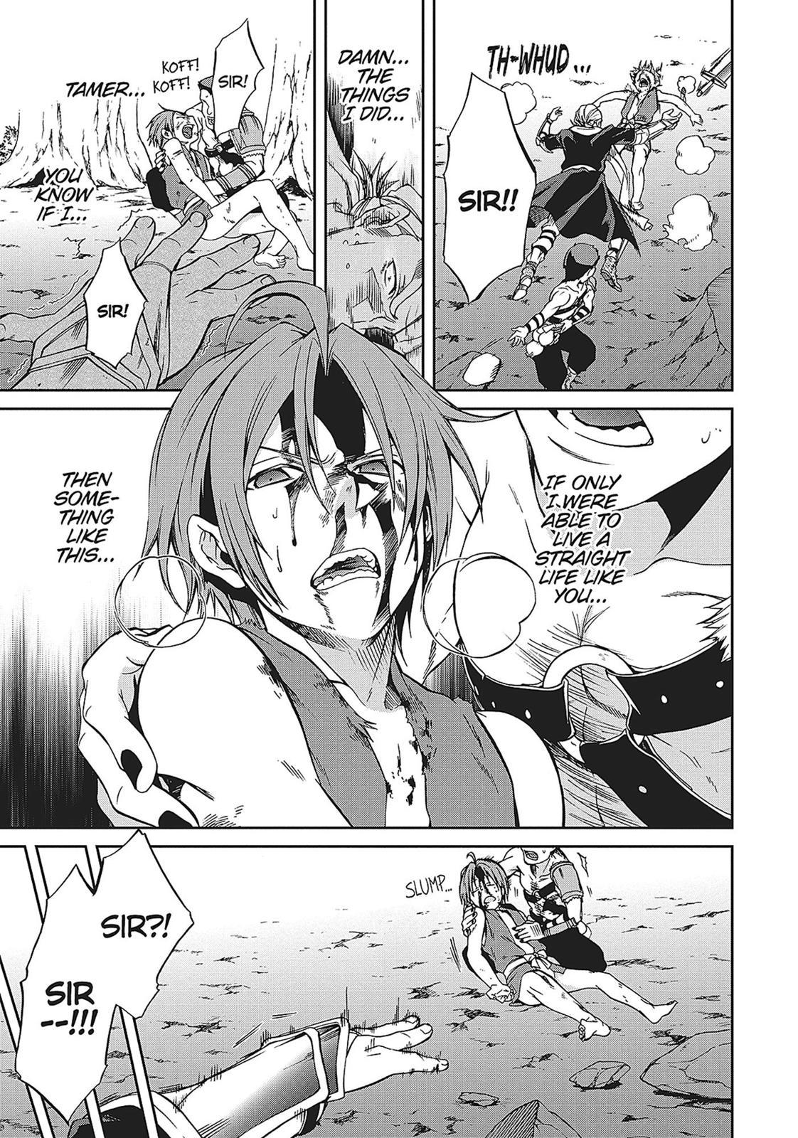 Mushoku Tensei, Chapter 32 image 020