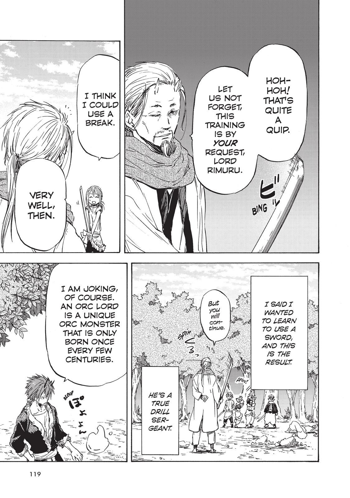 Tensei shitara Slime Datta Ken, Chapter 15 image 023