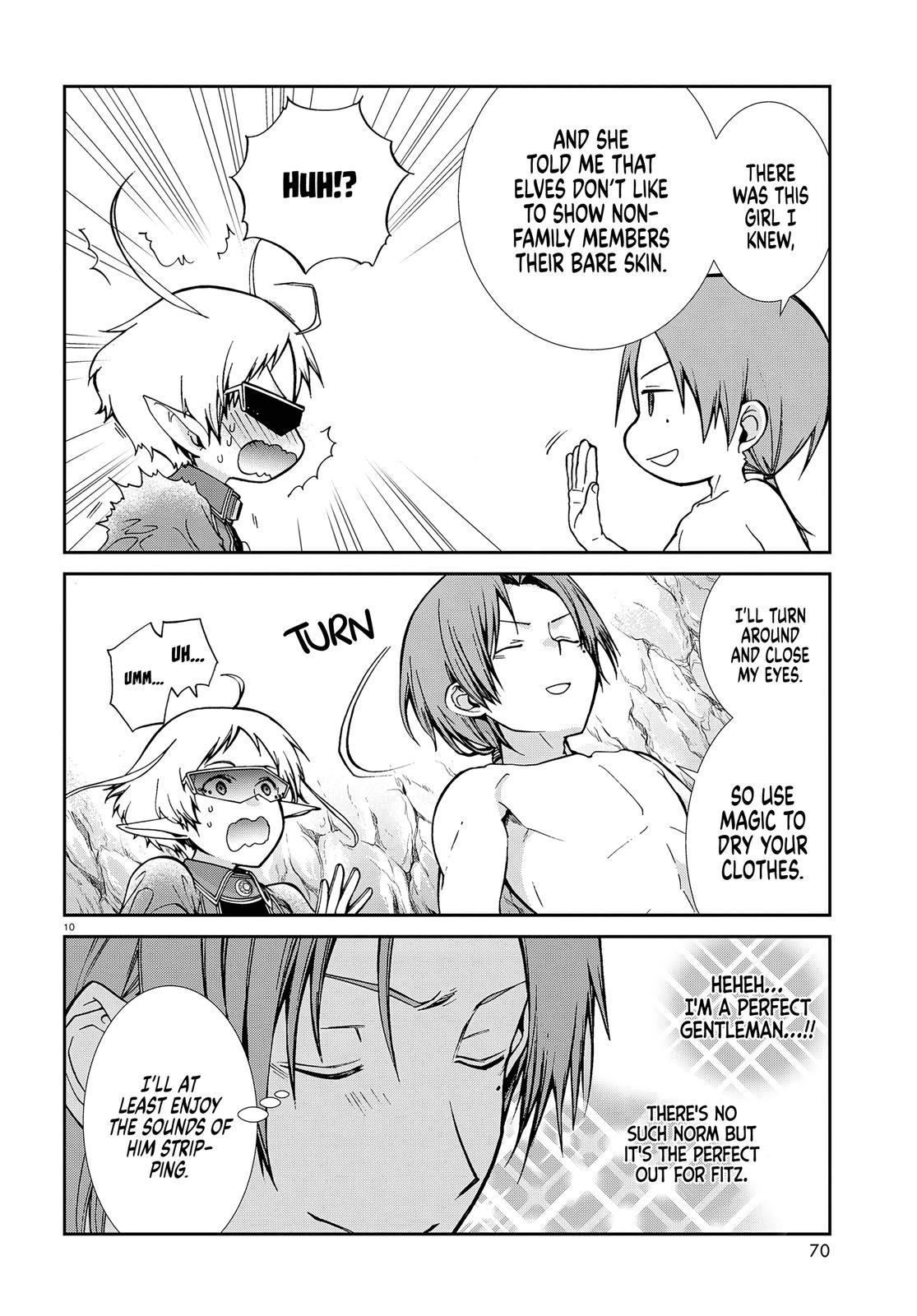 Mushoku Tensei, Chapter 74 image 012