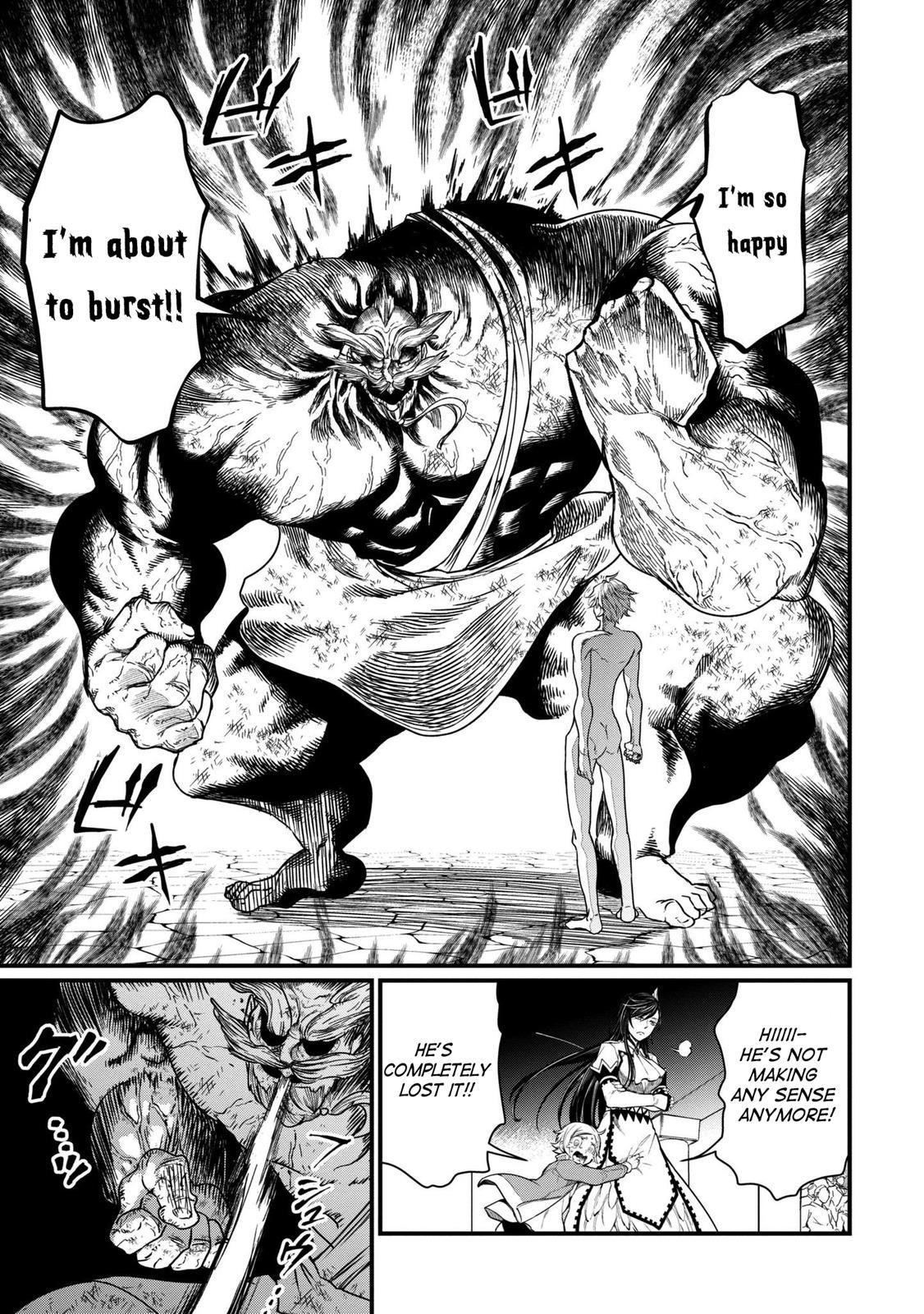 Shuumatsu no Valkyrie, Chapter 9 image 031