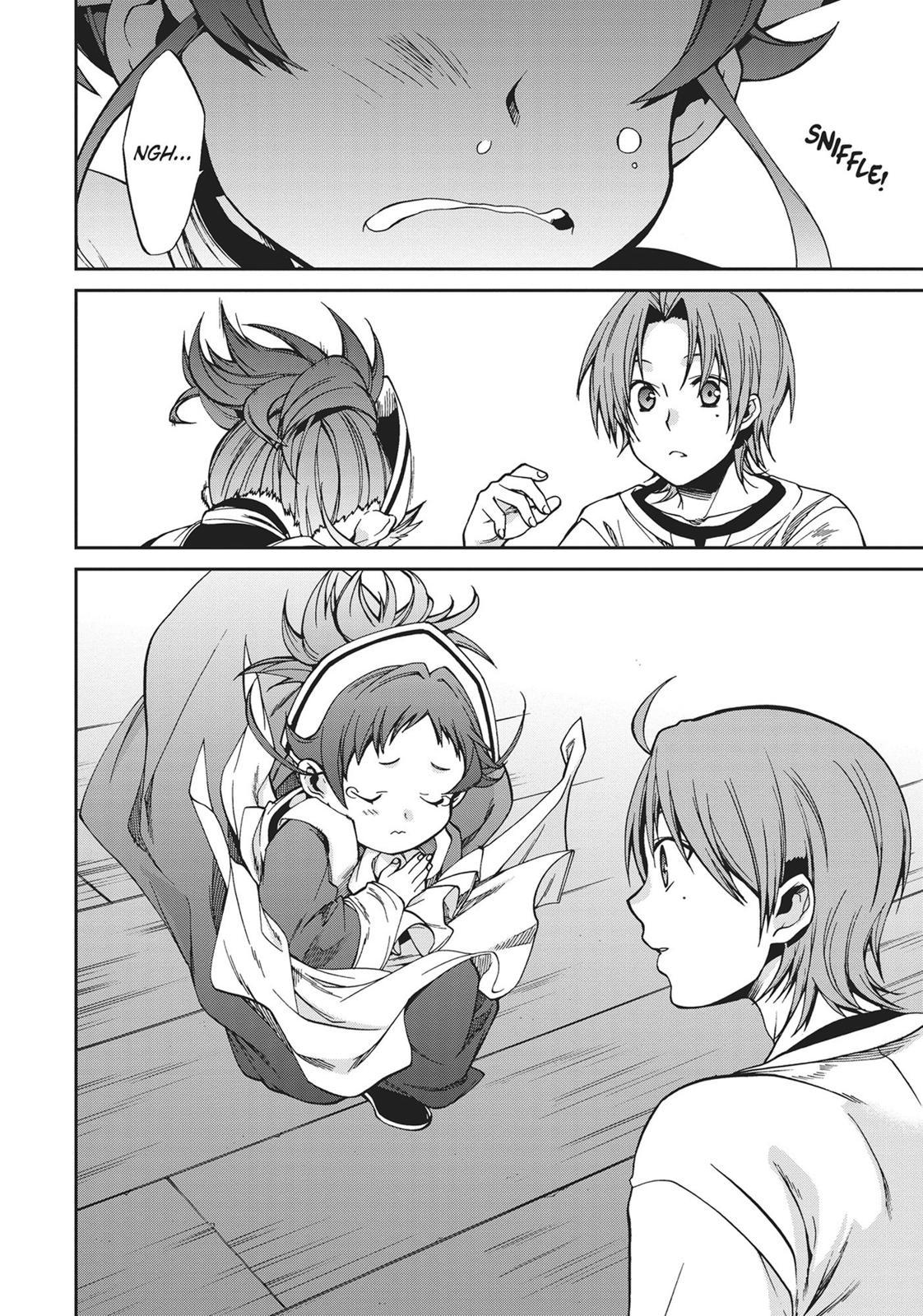 Mushoku Tensei, Chapter 45 image 030