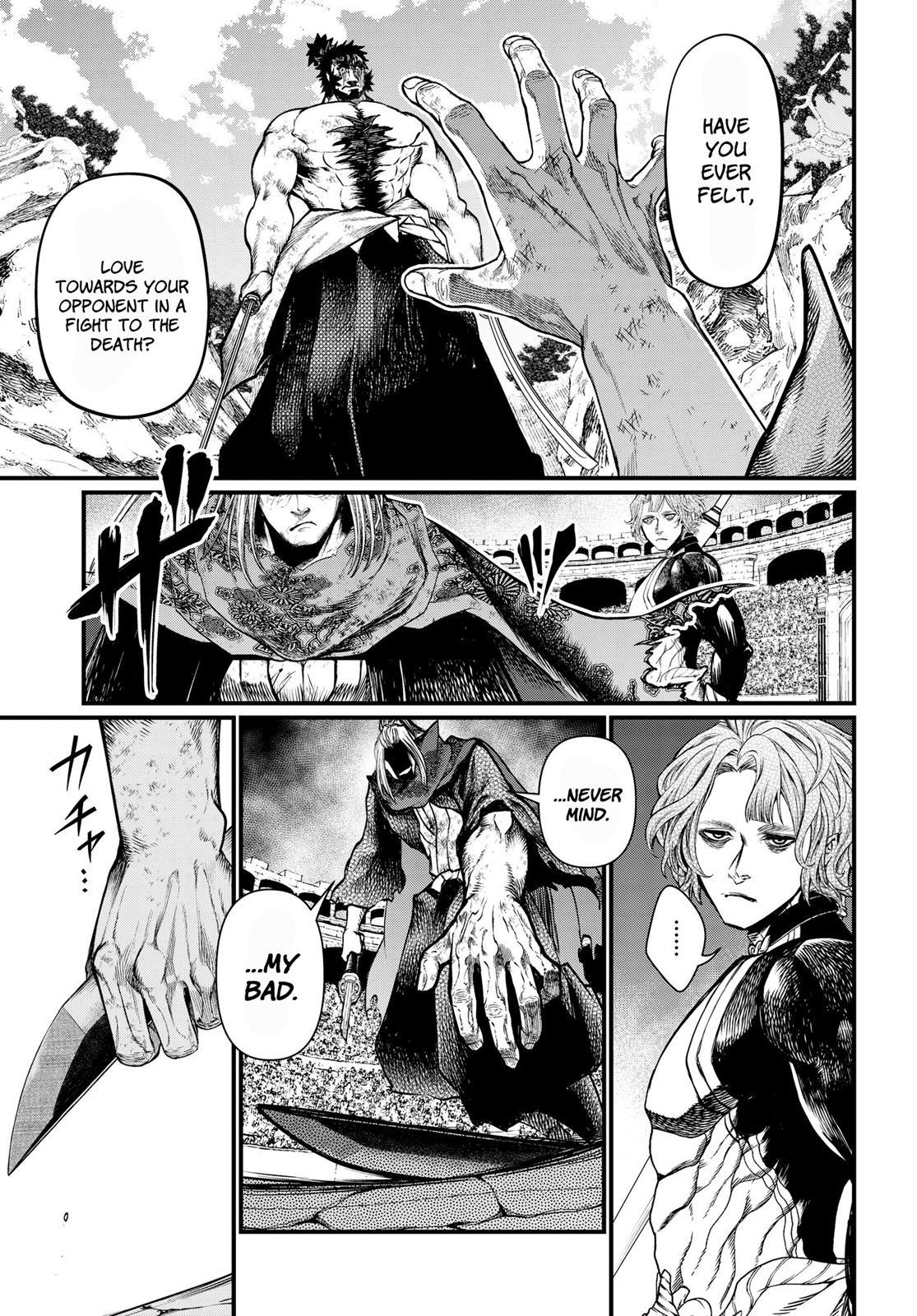 Shuumatsu no Valkyrie, Chapter 18 image 050