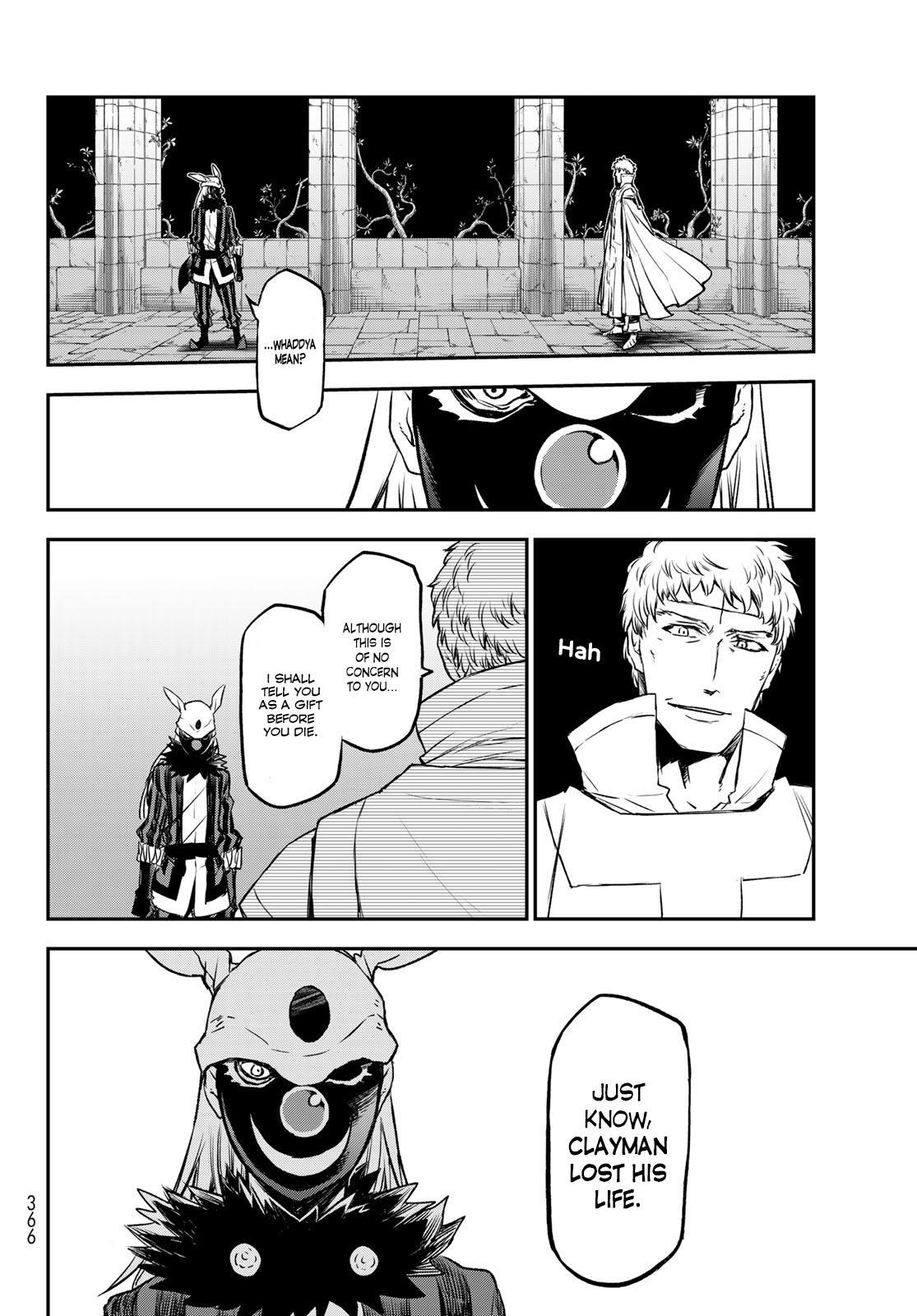 Tensei shitara Slime Datta Ken, Chapter 85 image 038