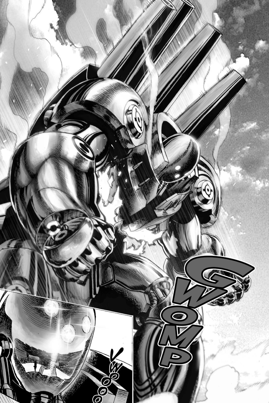 One-Punch Man, Chapter 21 image 031