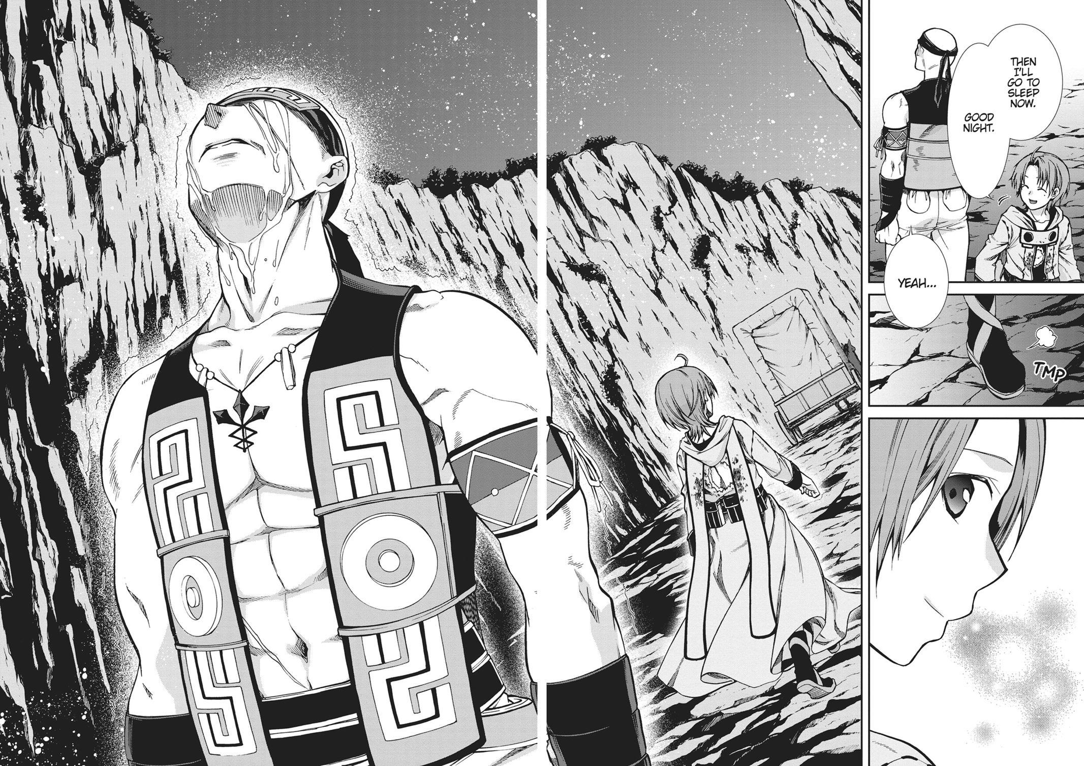 Mushoku Tensei, Chapter 48 image 036