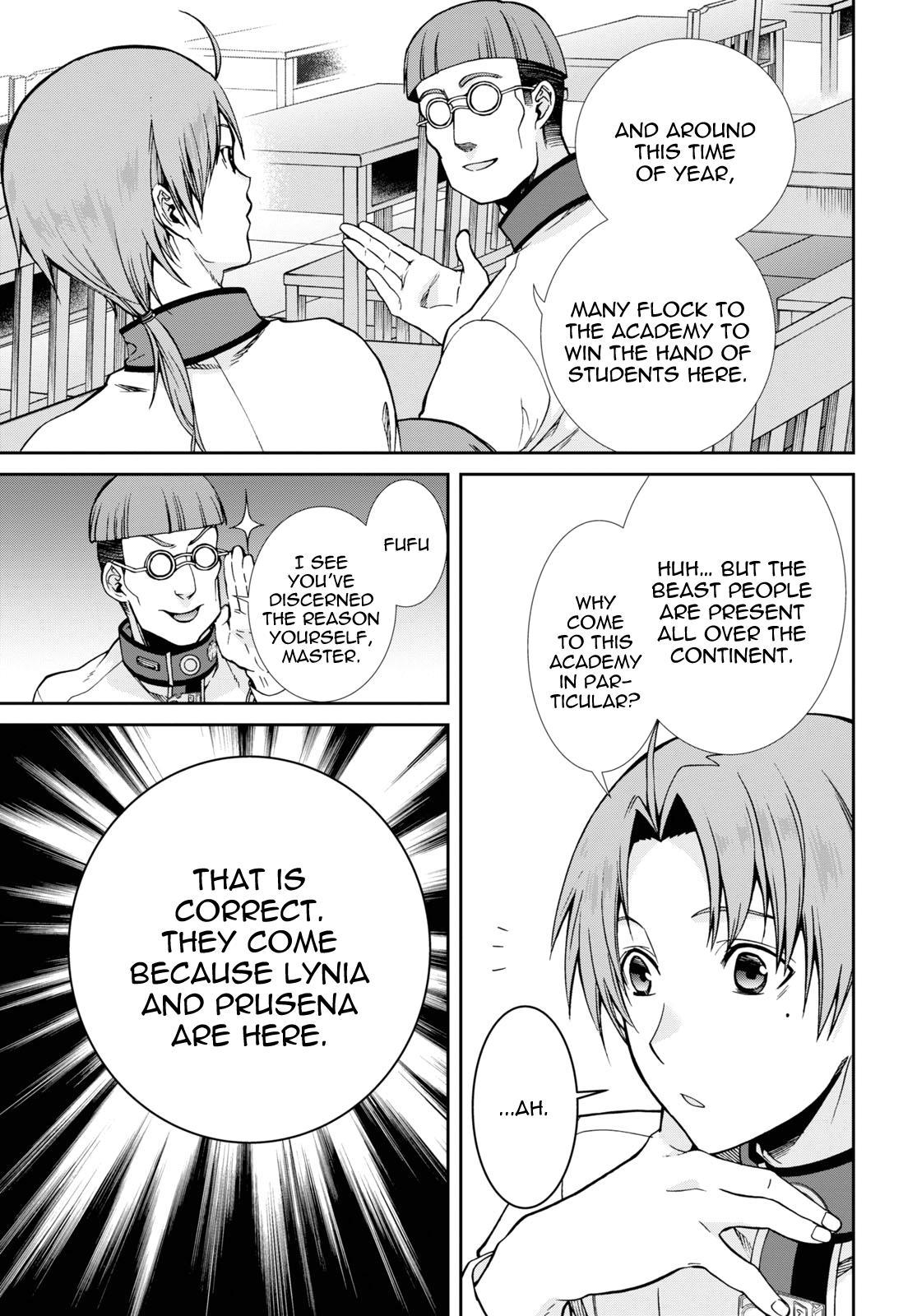 Mushoku Tensei, Chapter 65 image 007