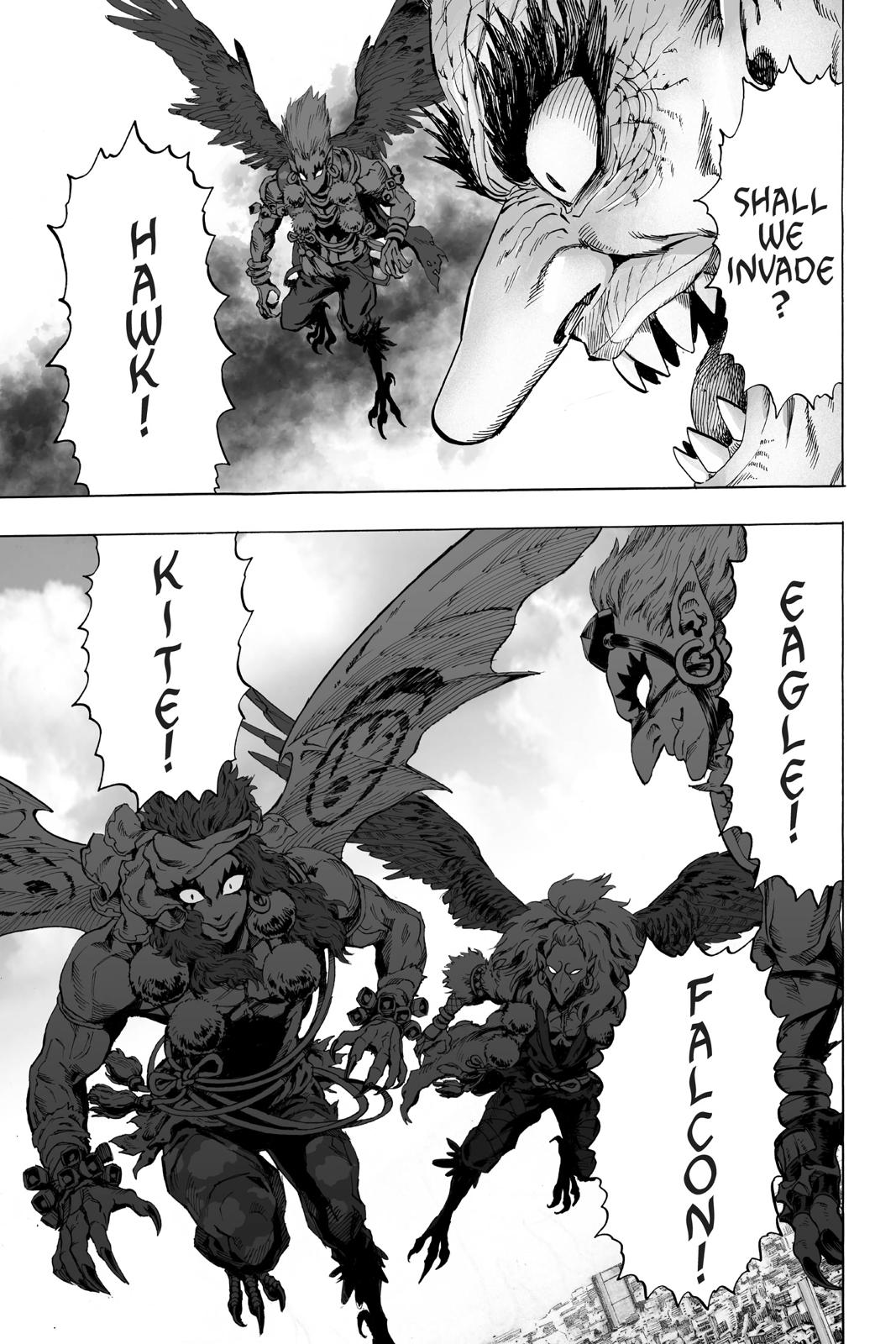 One-Punch Man, Chapter 31 image 022