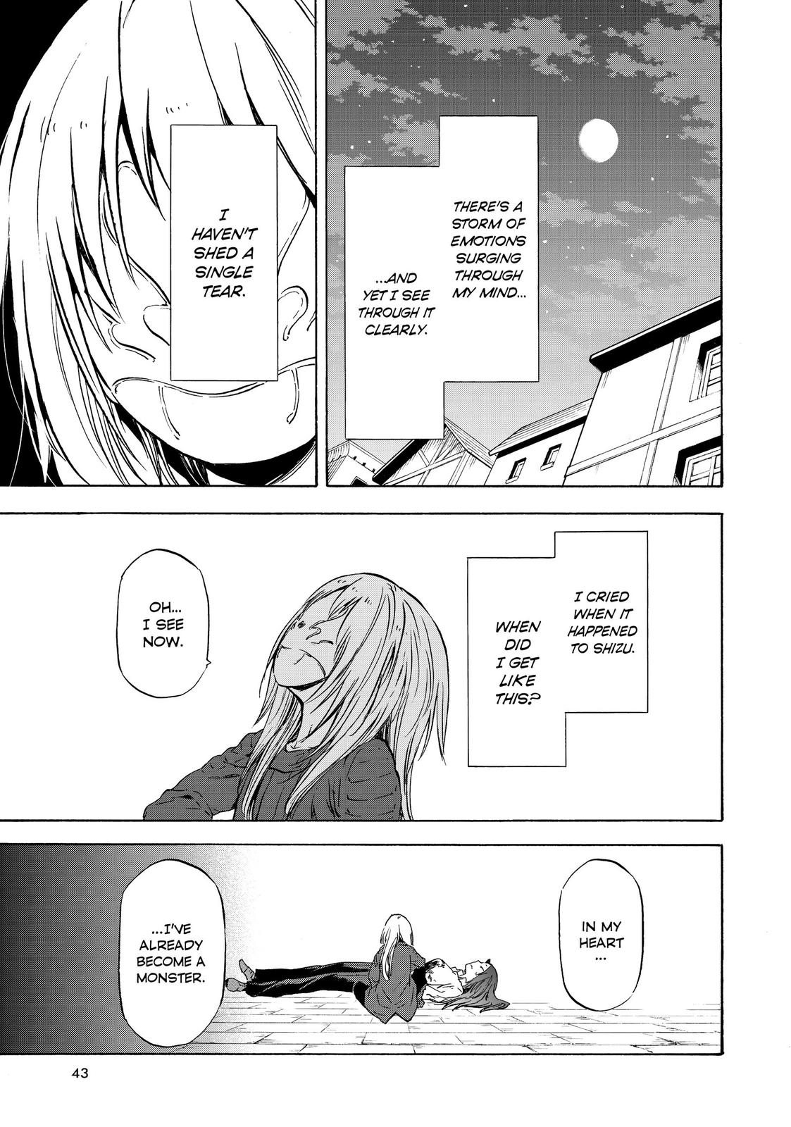 Tensei shitara Slime Datta Ken, Chapter 59 image 043