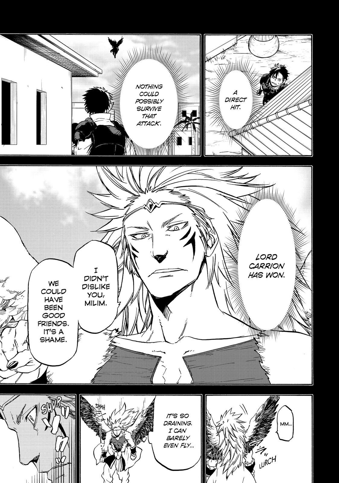Tensei shitara Slime Datta Ken, Chapter 70 image 014
