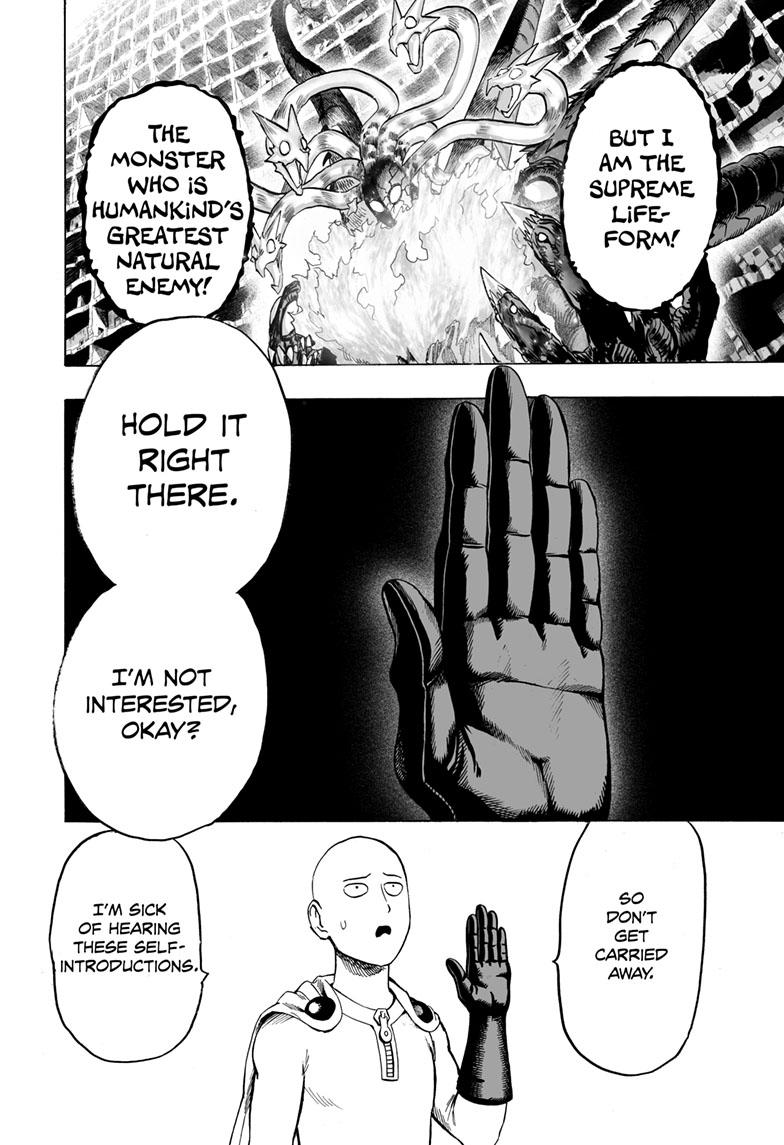 One-Punch Man, Chapter 106 image 016