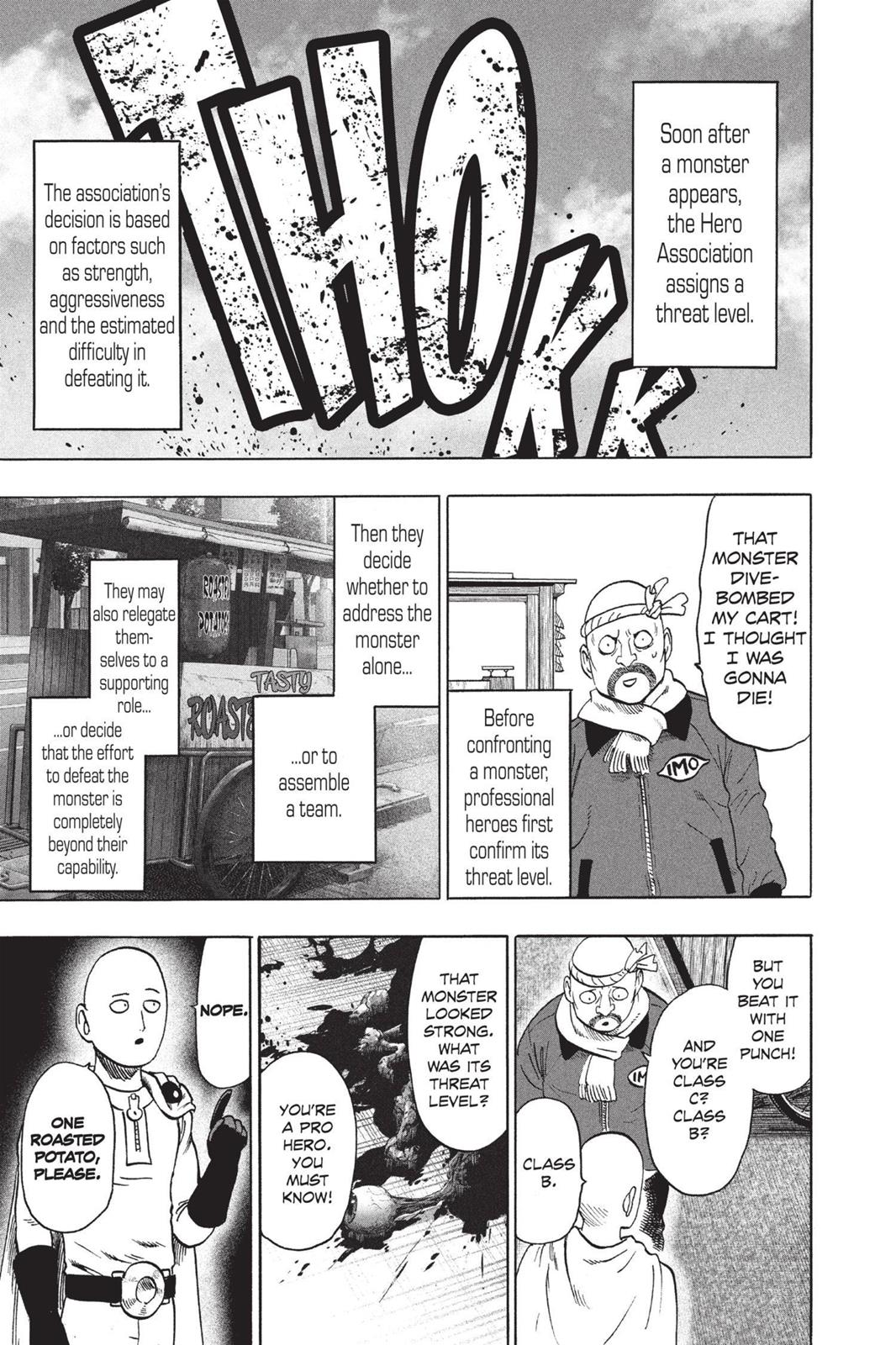 One-Punch Man, Chapter 80.5 image 002