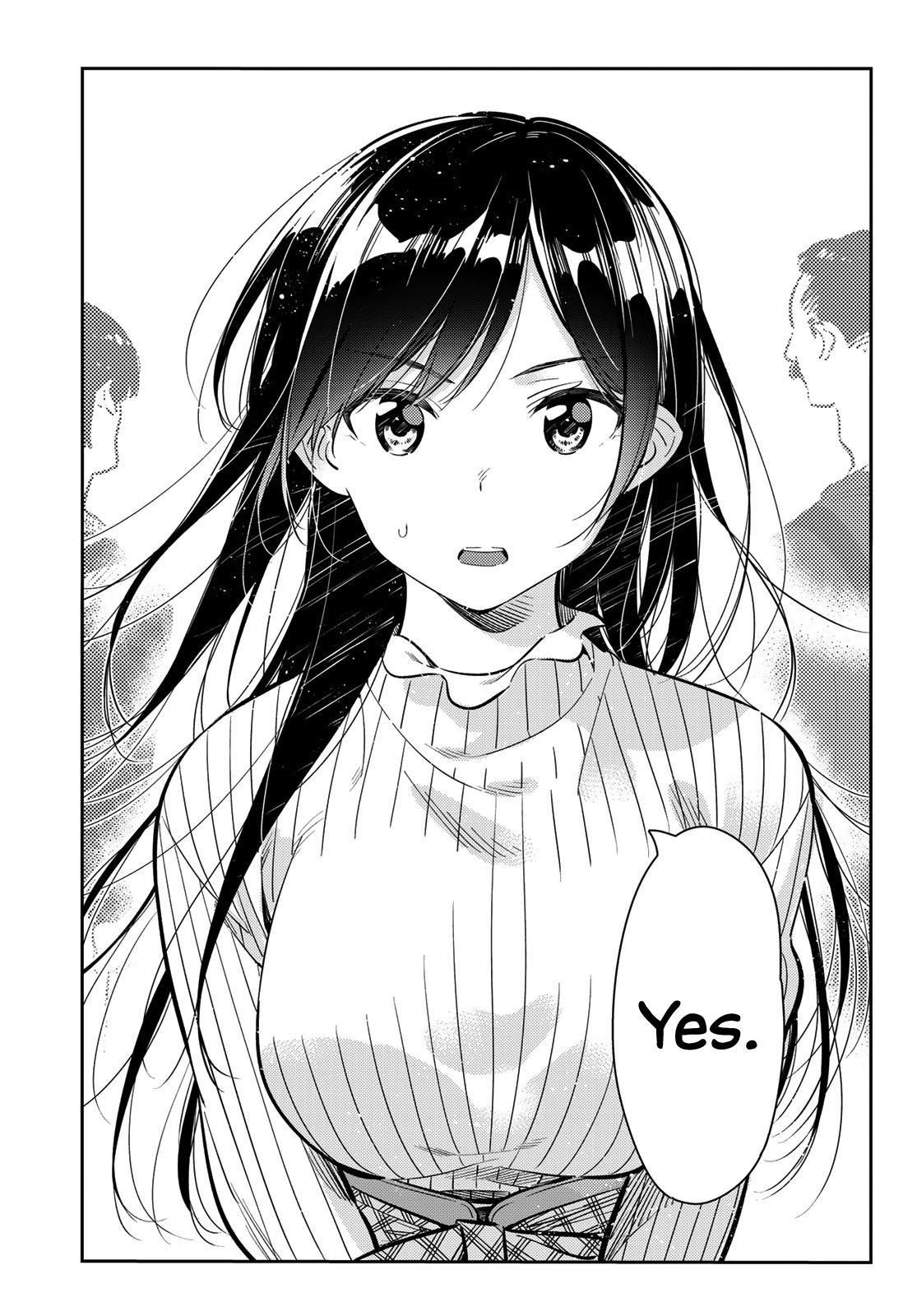 Kanojo Okarishimasu, Chapter 77 image 015