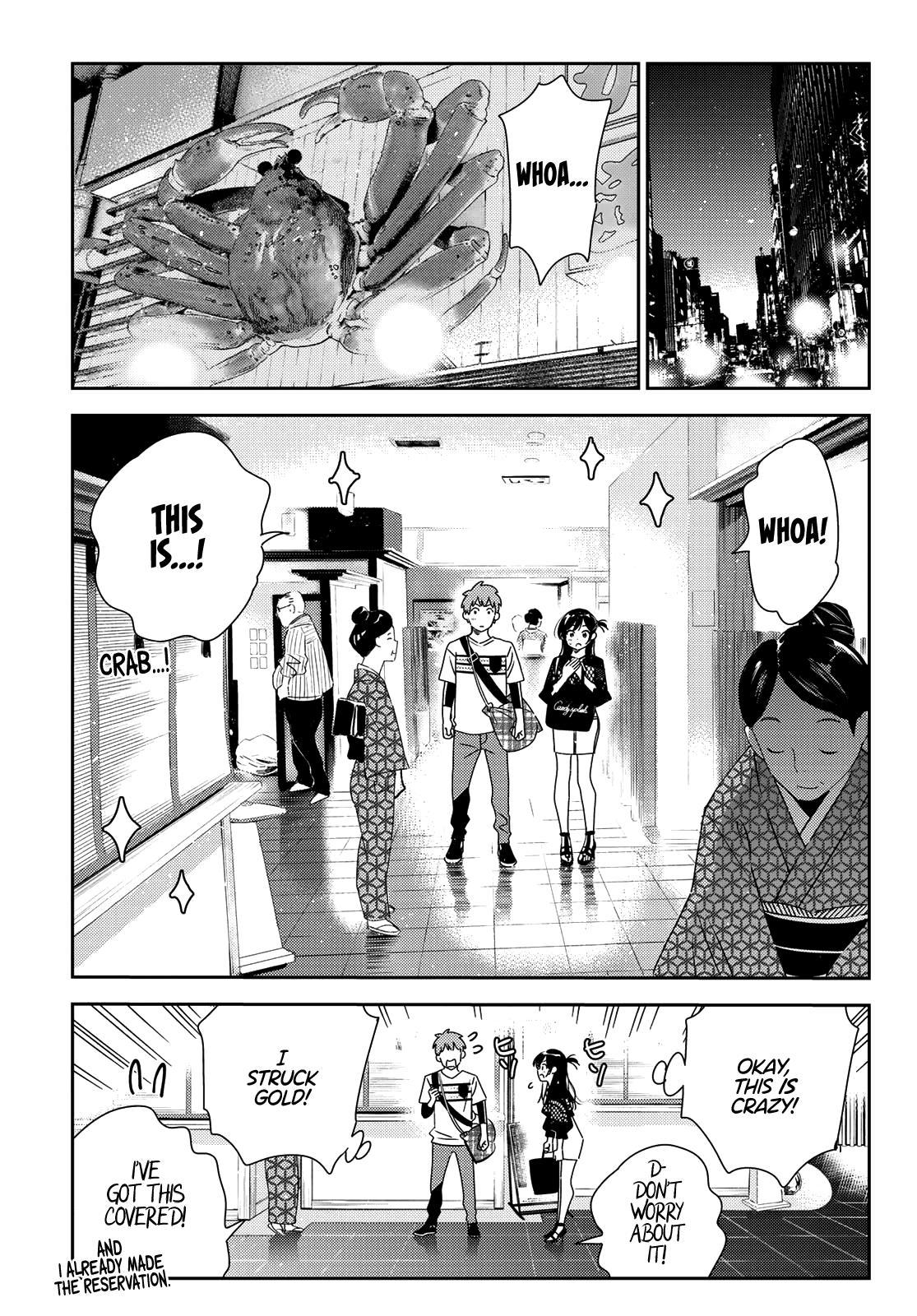 Kanojo Okarishimasu, Chapter 161 image 016