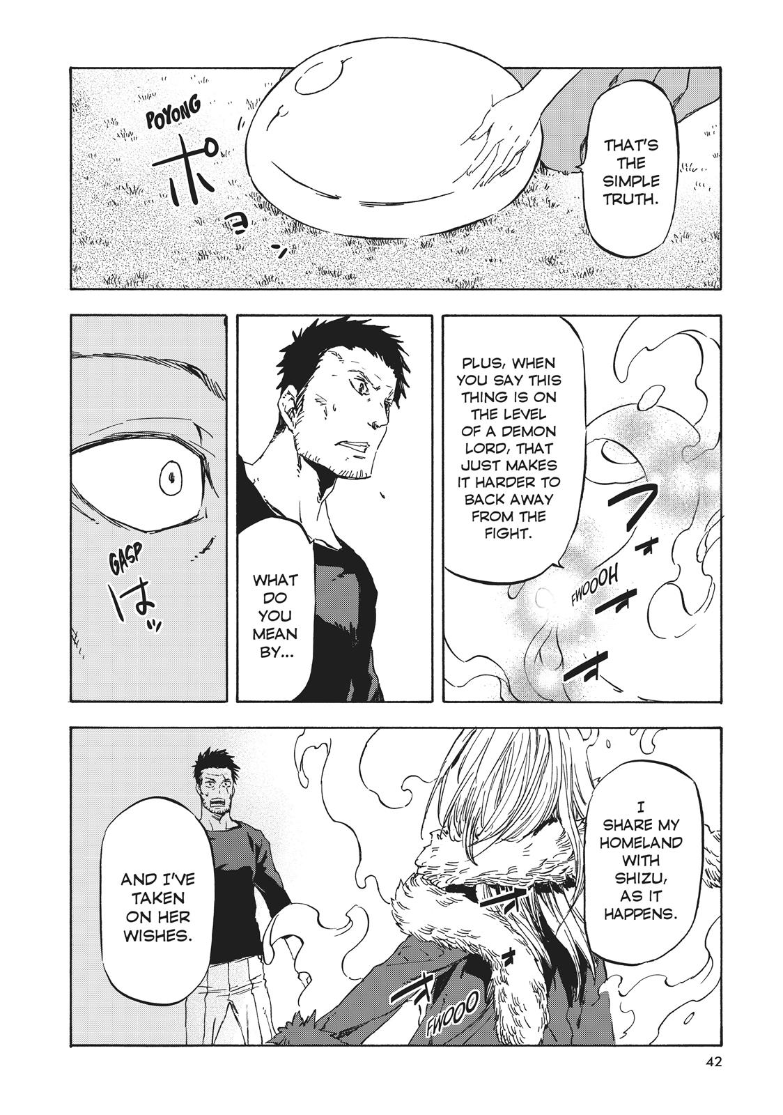Tensei shitara Slime Datta Ken, Chapter 37 image 008